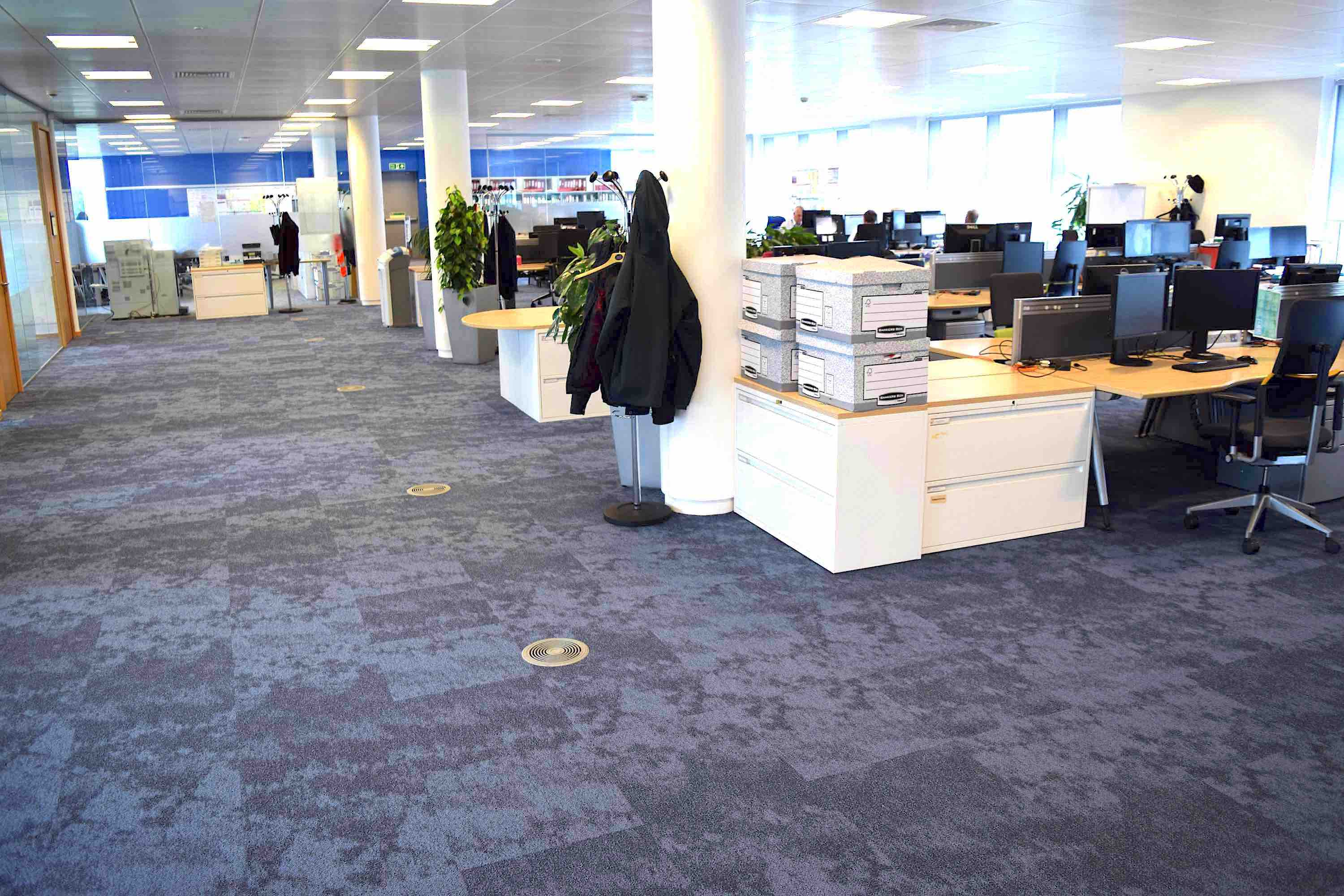 BP, North Sea Office, Aberdeen Case Study