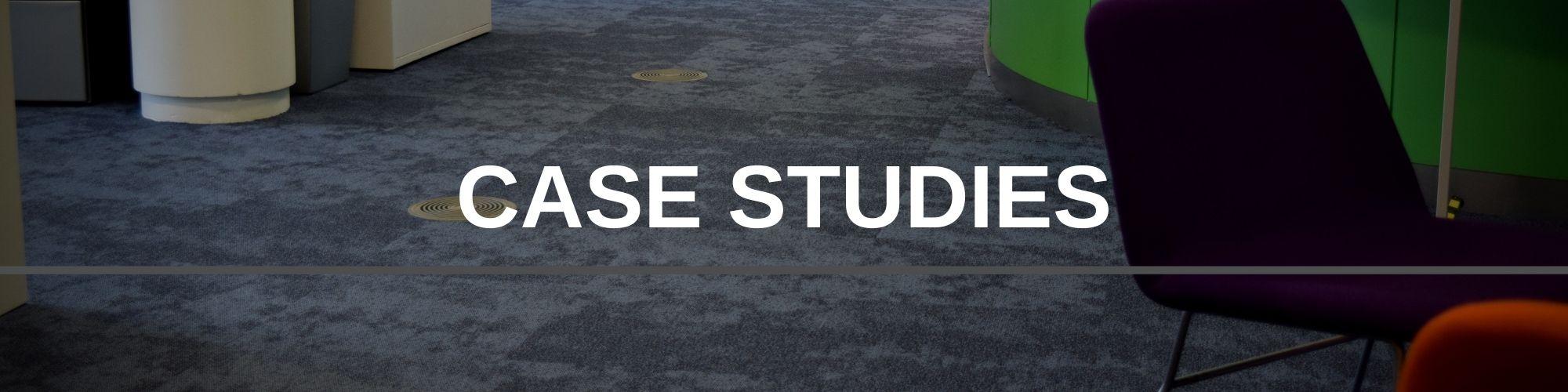 CASE STUDIES | Paragon Carpet Tiles | Commercial Carpet Tiles