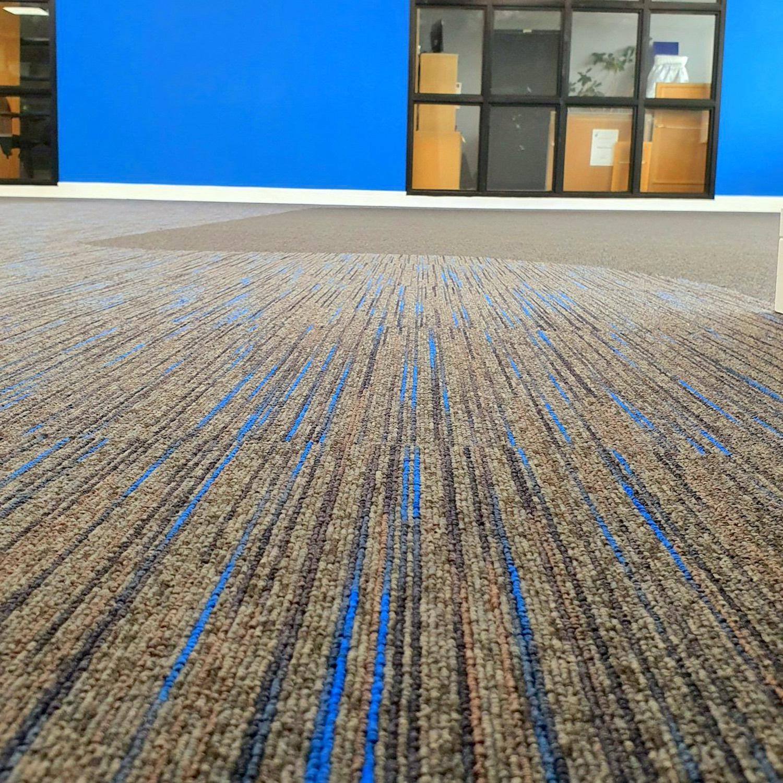 CSCM IT Solutions - Paragon Carpet Tiles - Commercial Carpet Tiles Hero