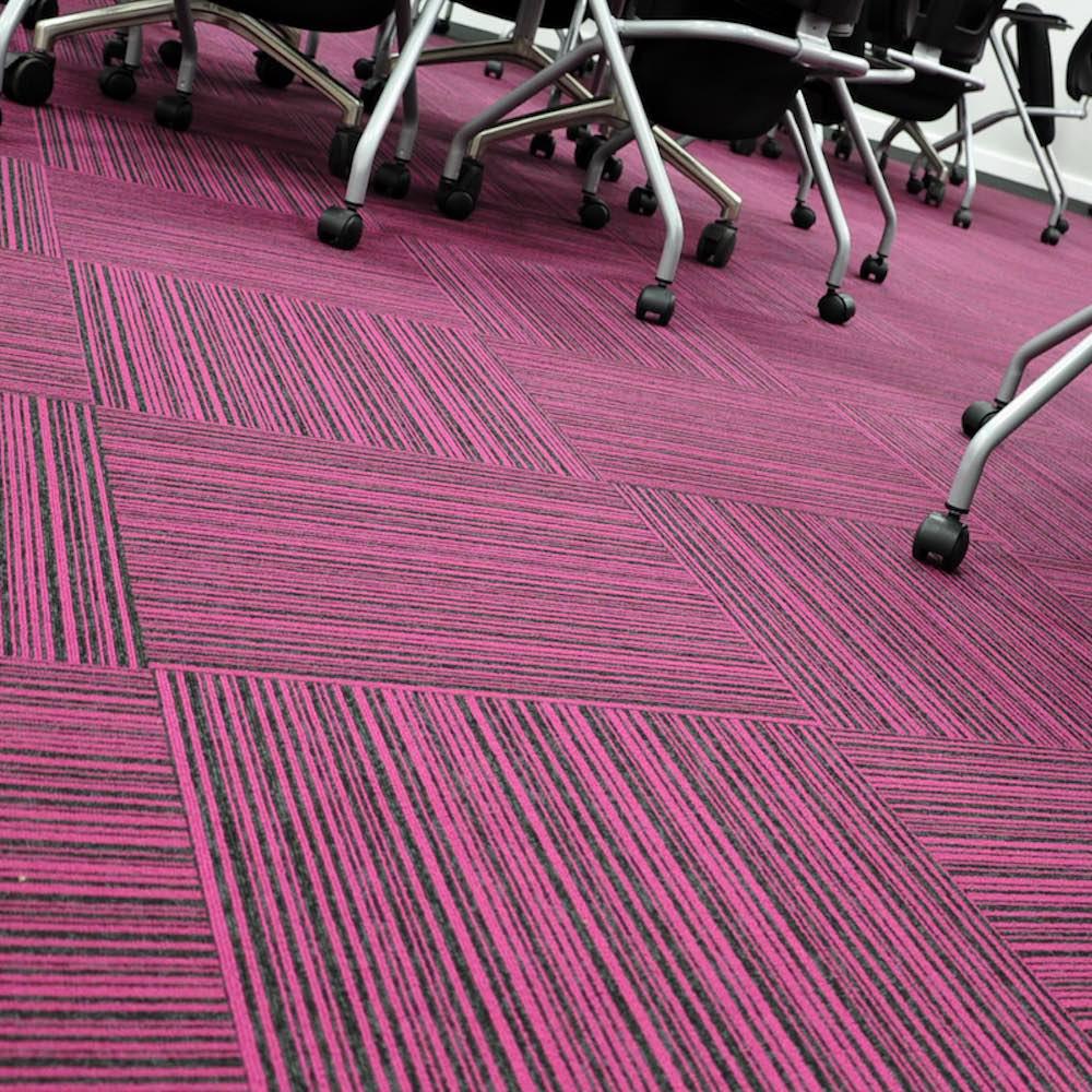 Paragon Carpet Tiles | Codec | Notts Uni