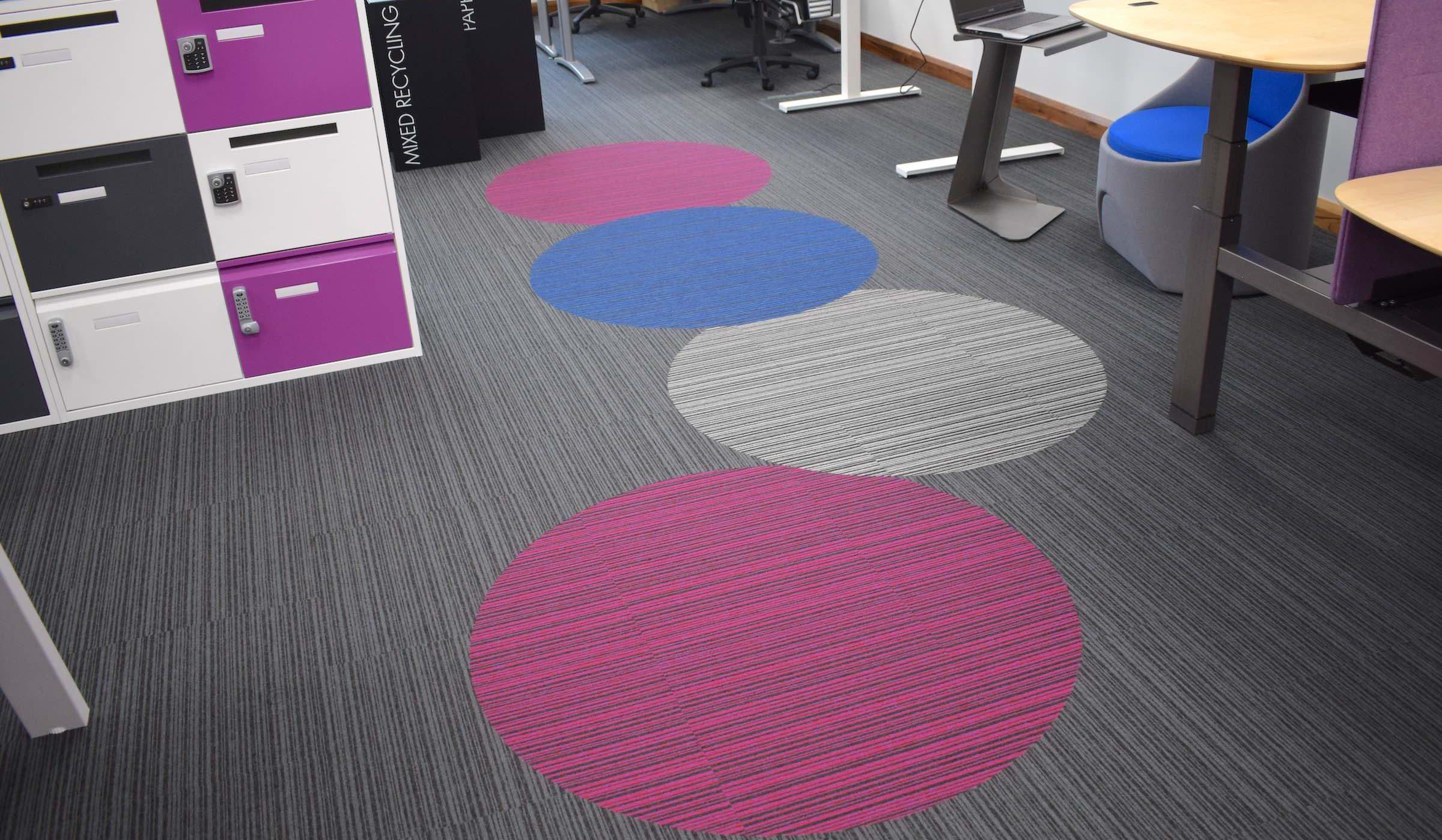 Codec | Paragon Carpet Tiles | Commercial Carpet Tiles | Design Carpet Tiles 5
