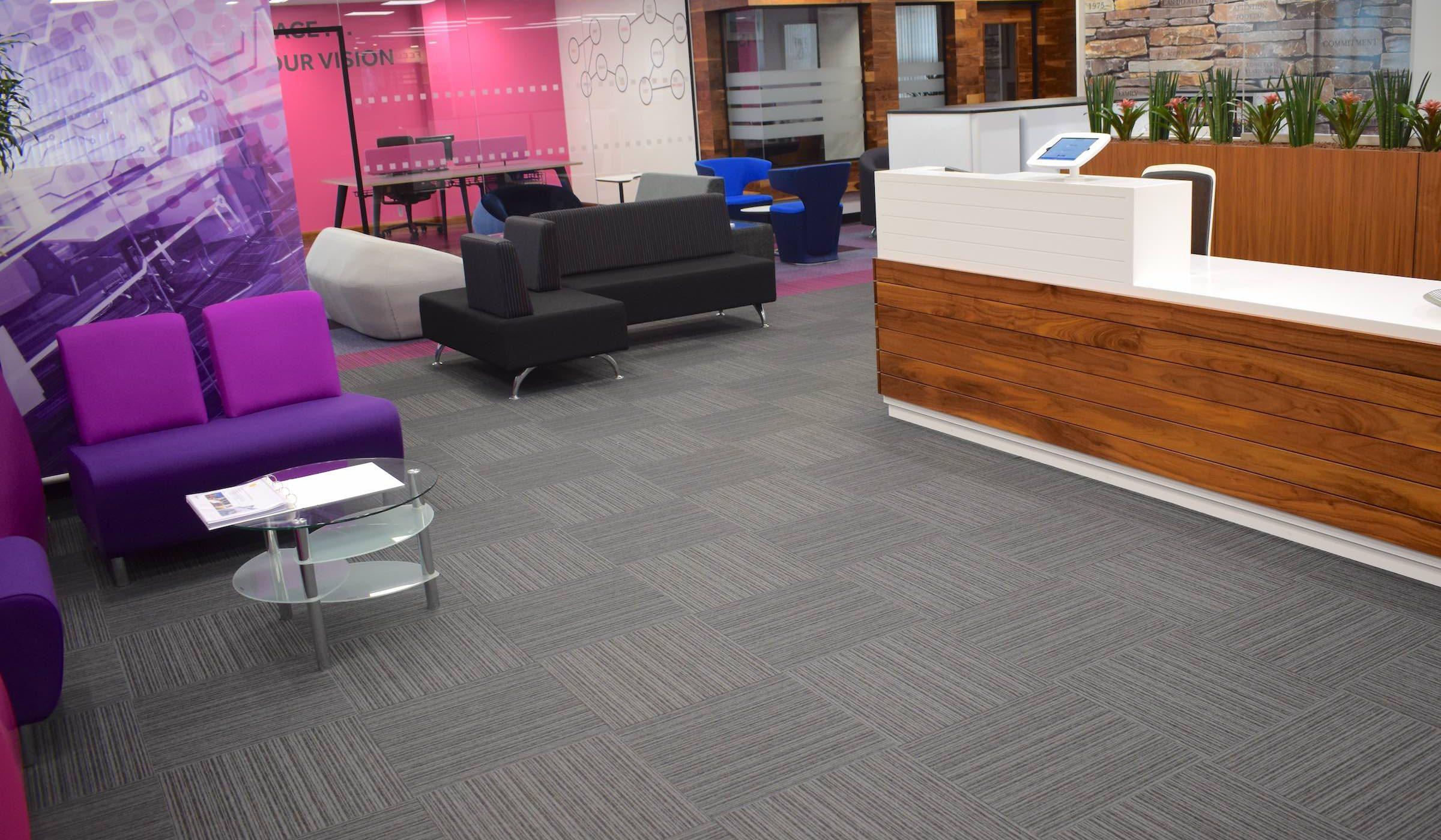 Codec | Paragon Carpet Tiles | Commercial Carpet Tiles | Design Carpet Tiles 7