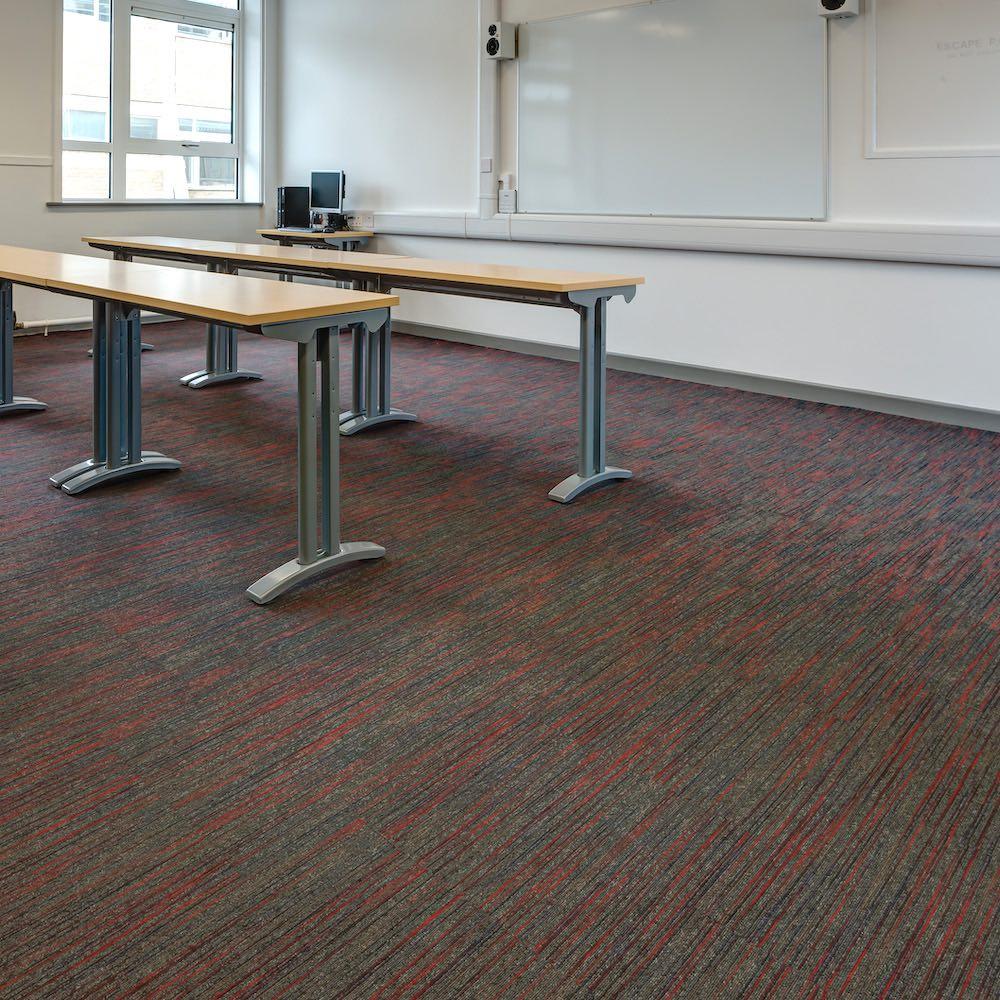Paragon Carpet Tiles | Codec & Strobe | Petroc