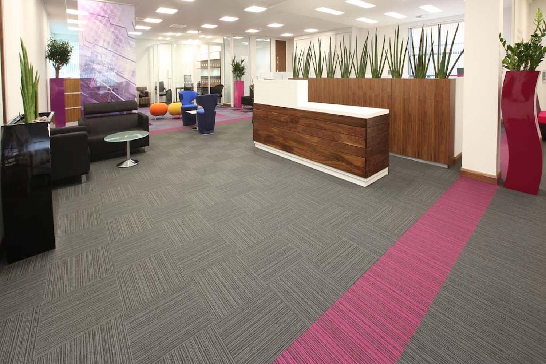 Paragon Carpet Tiles | Commercial Carpets | Codec