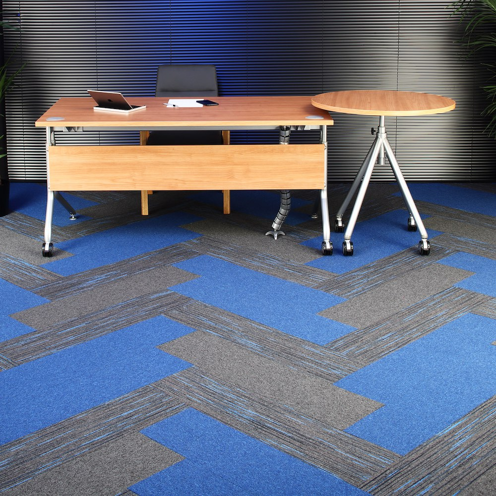 Paragon Carpet Tiles | Commercial Carpets | Design Dek