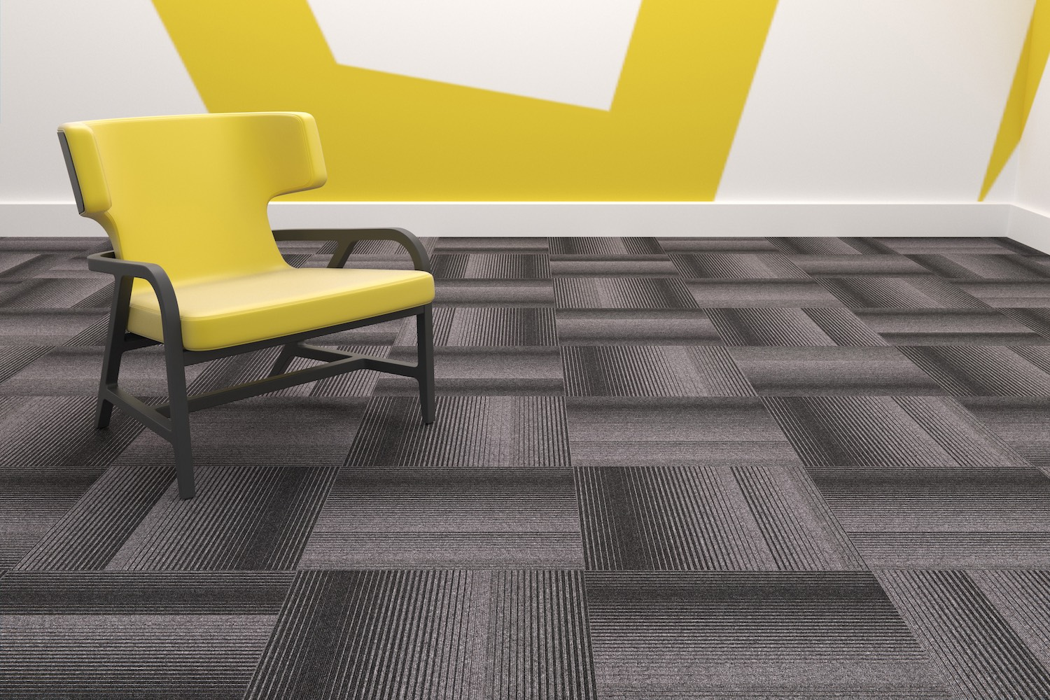 Paragon Carpet Tiles | Commercial Carpets | Diversity Groove
