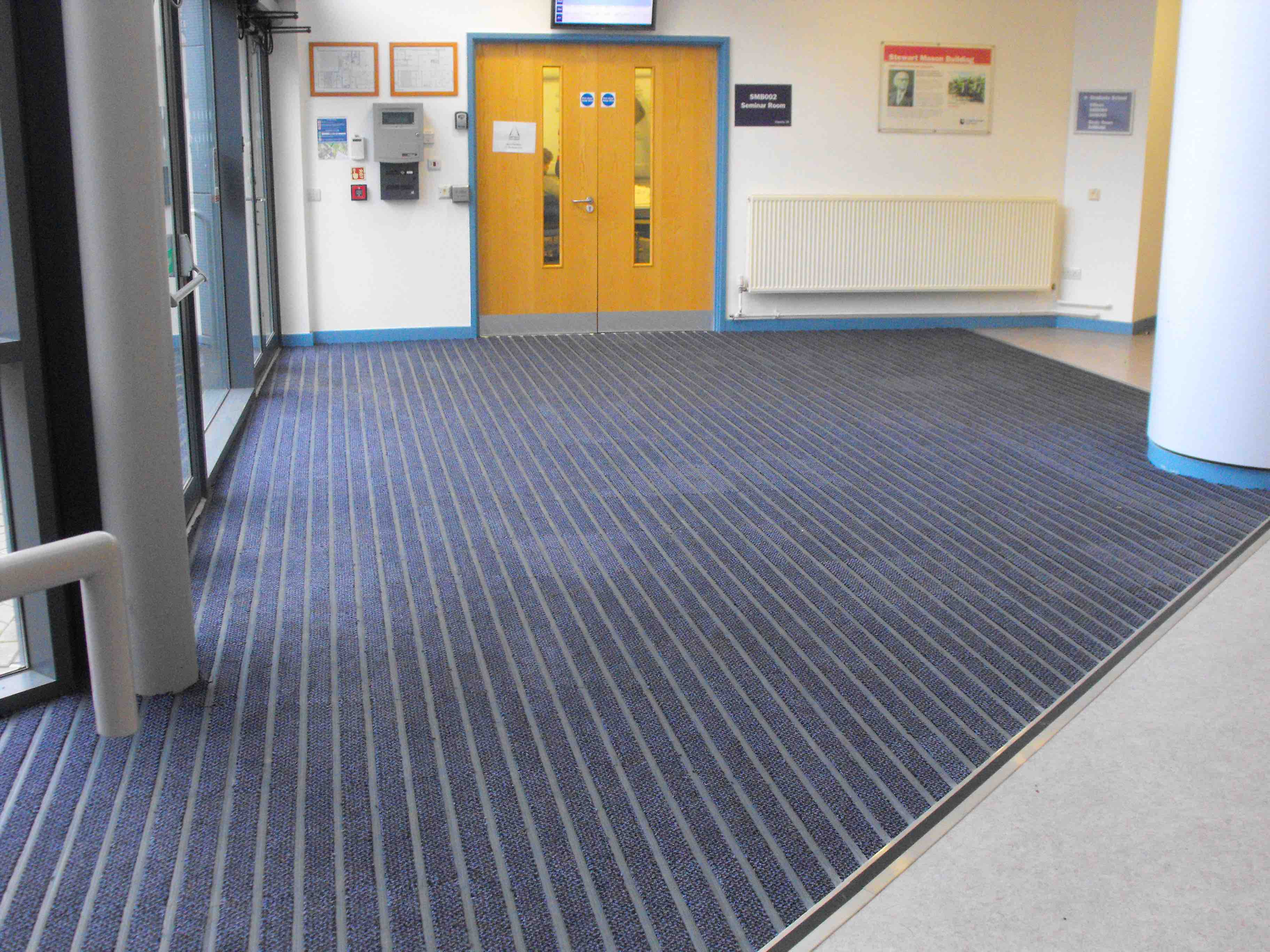 MatWorks | Entrance Matting | Loughborough University