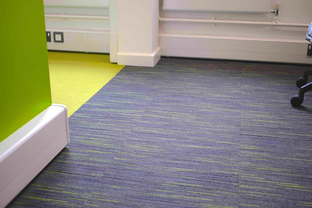 Paragon Carpet Tiles | Made in Britain