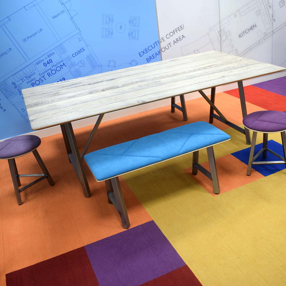 Highlights | Design Loop Carpet Tiles | Paragon Carpet Tiles | Commercial Carpet Tiles