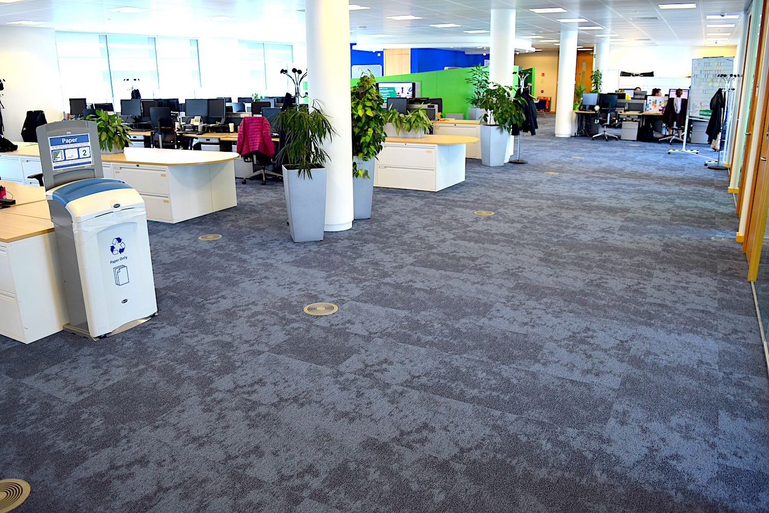 Paragon Carpet Tiles | Commercial Carpet Tiles | Offices
