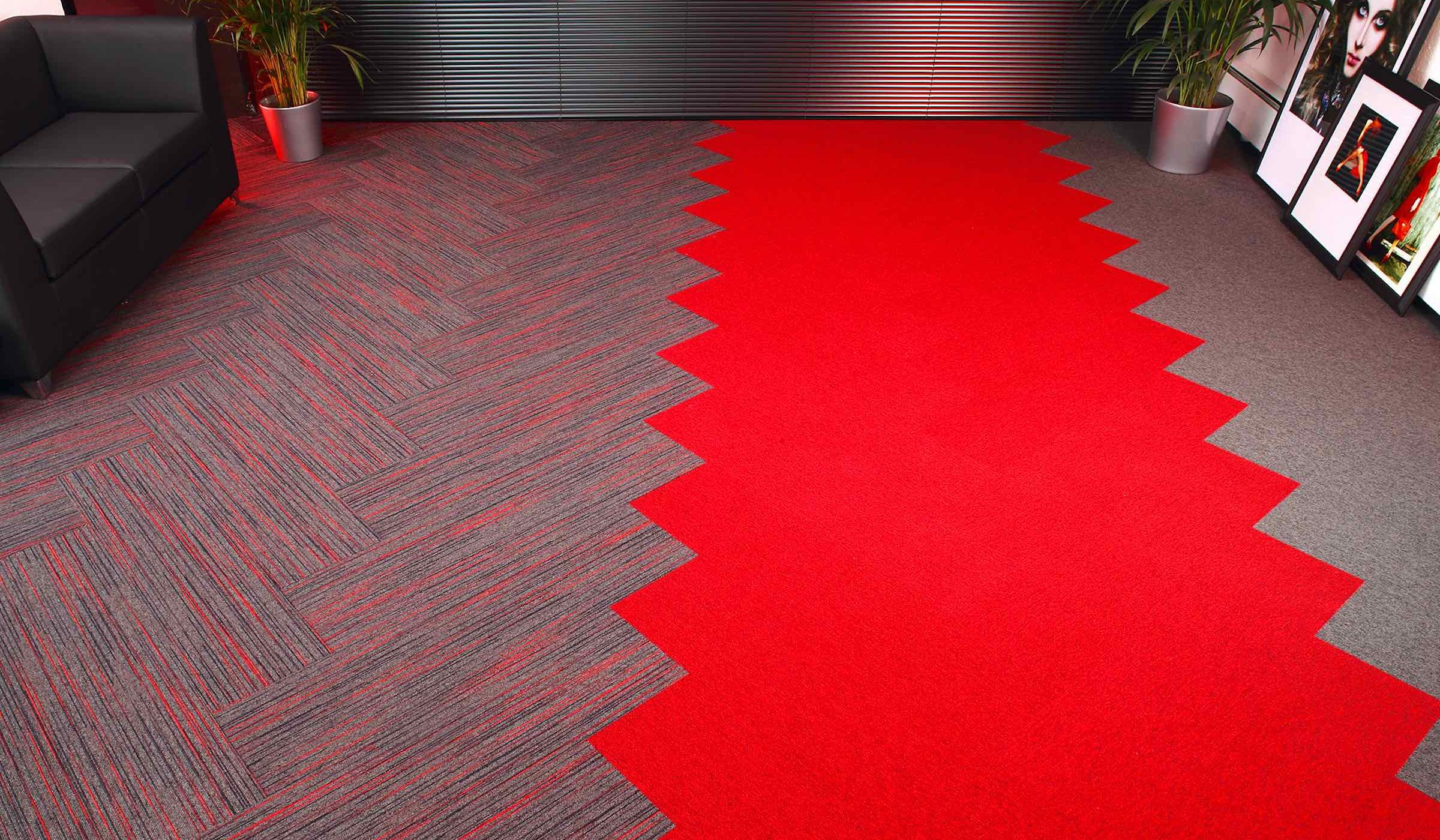 Design Dek | Paragon Carpet Tiles | Commercial Carpet Tiles | Design Carpet Tiles 6