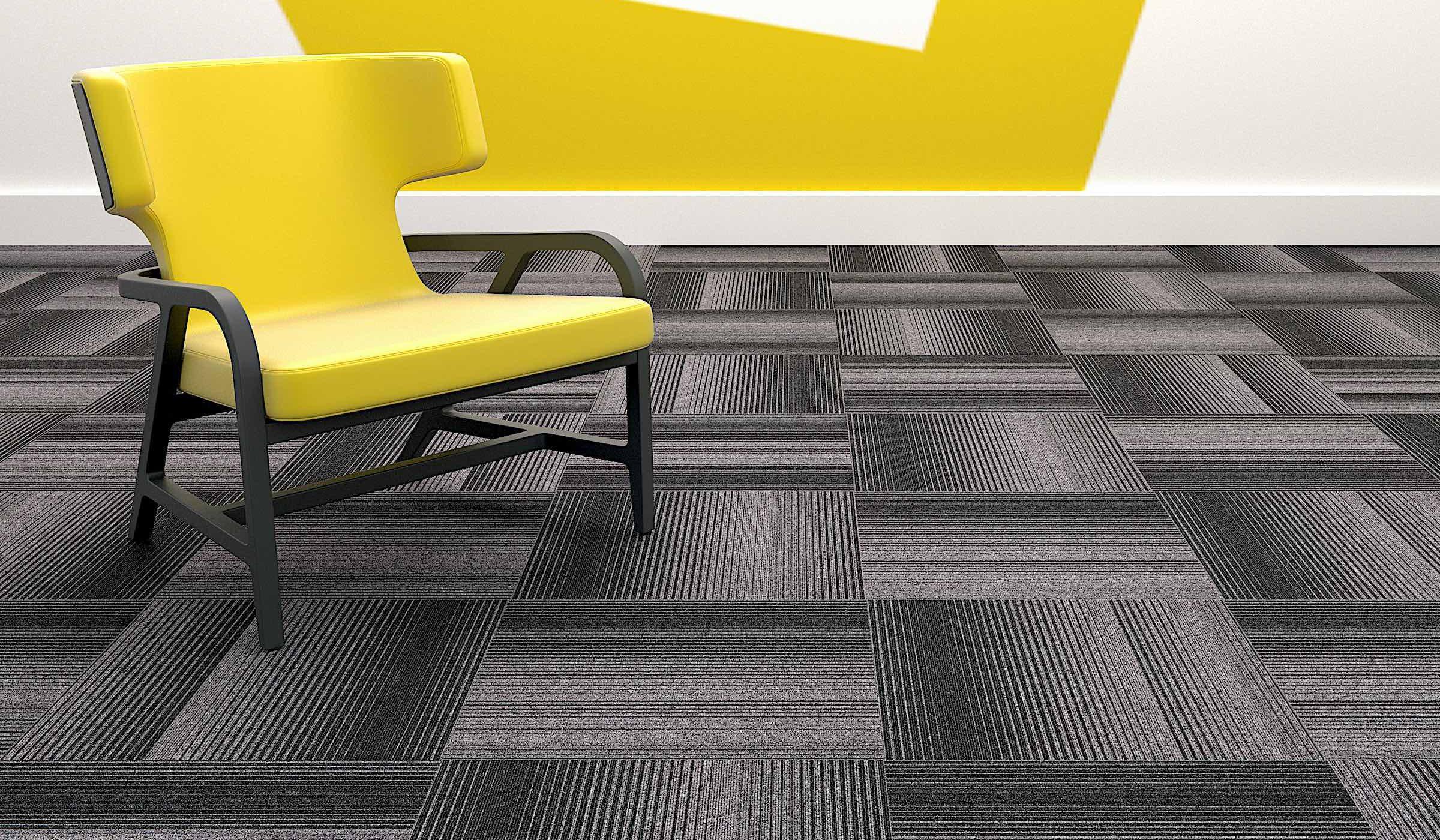 Diversity Groove | Paragon Carpet Tiles | Commercial Carpet Tiles | Design Carpet Tiles 2