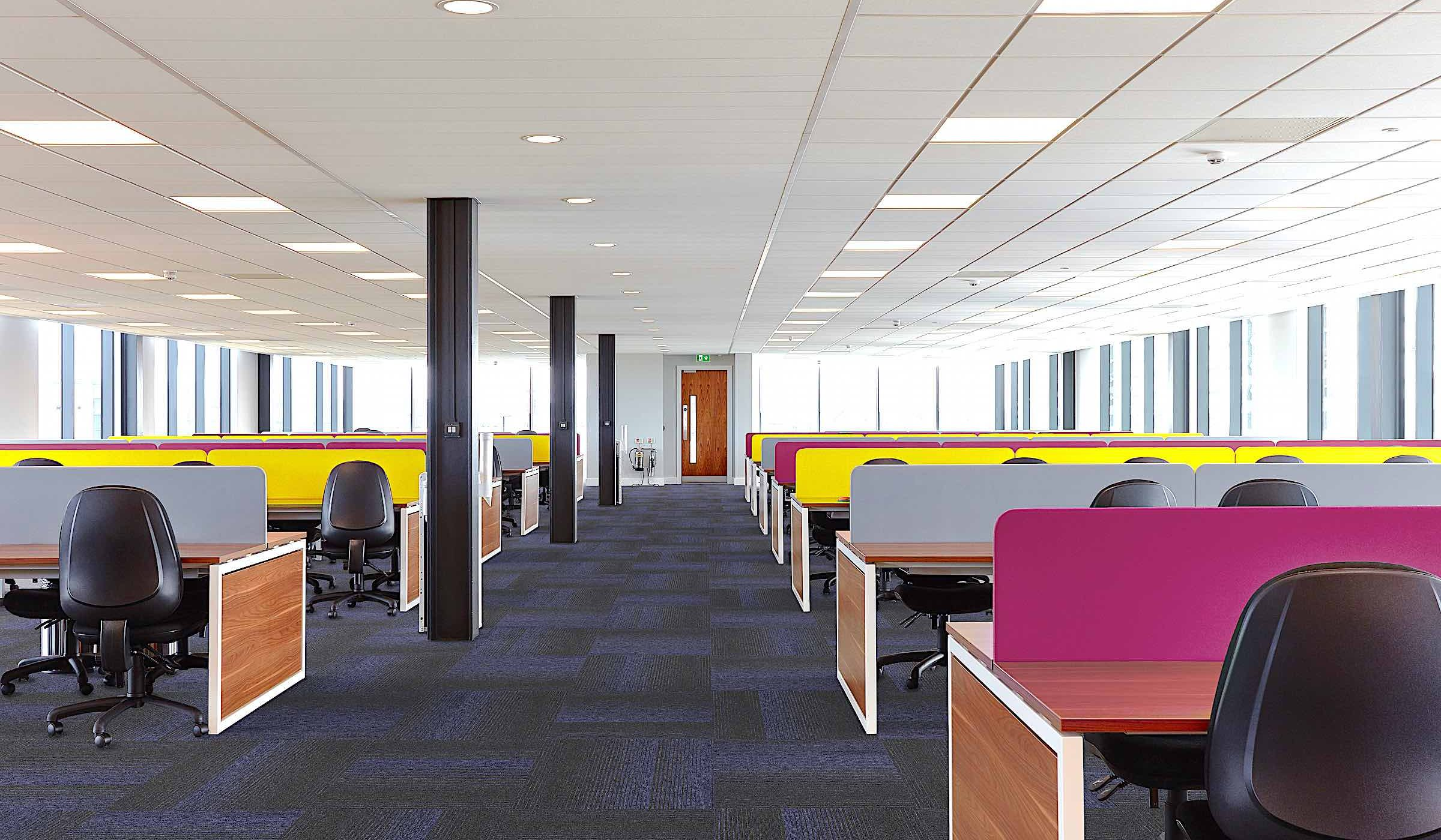 Diversity Groove | Paragon Carpet Tiles | Commercial Carpet Tiles | Design Carpet Tiles 3