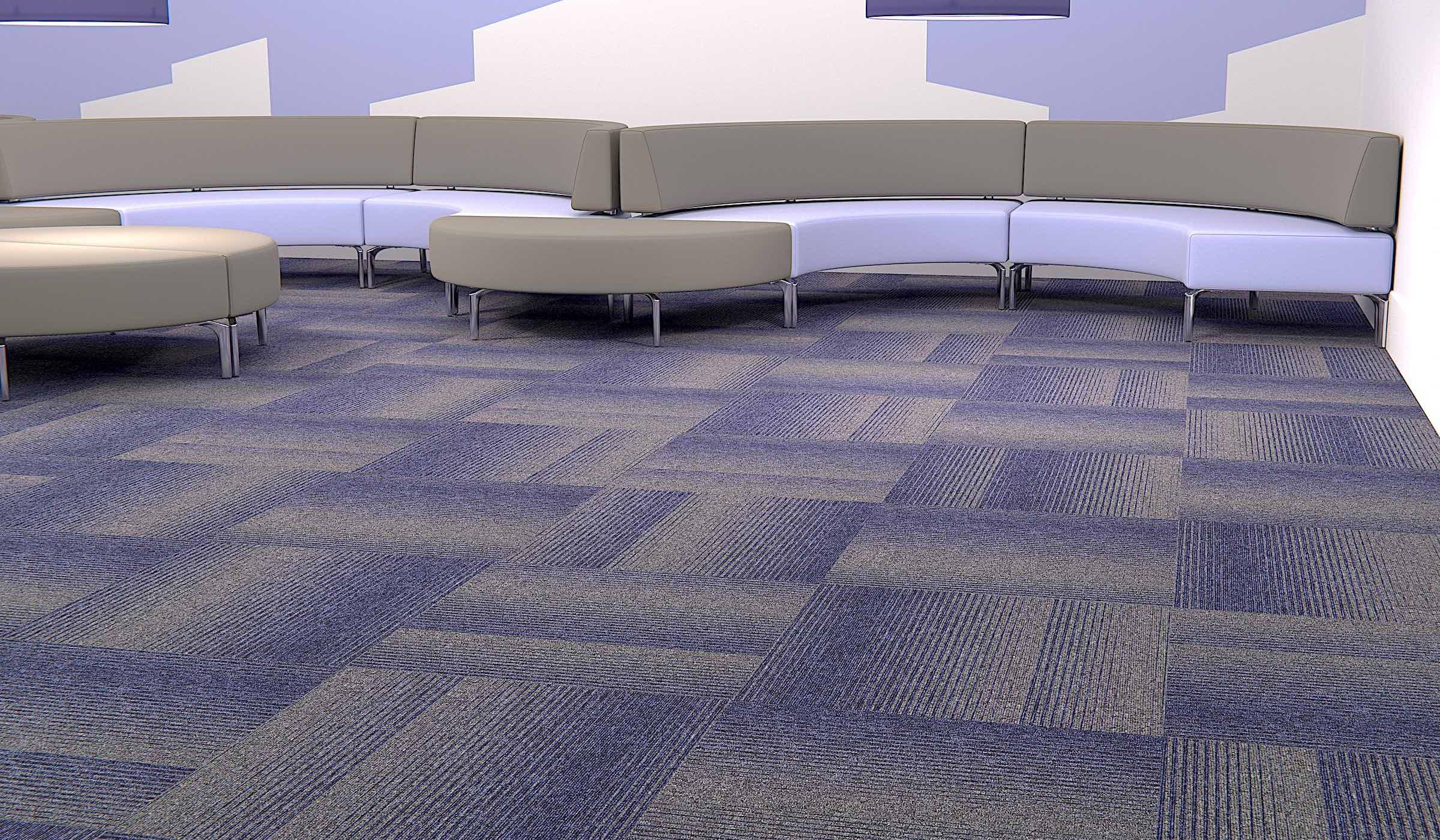 Diversity Groove | Paragon Carpet Tiles | Commercial Carpet Tiles | Design Carpet Tiles 4