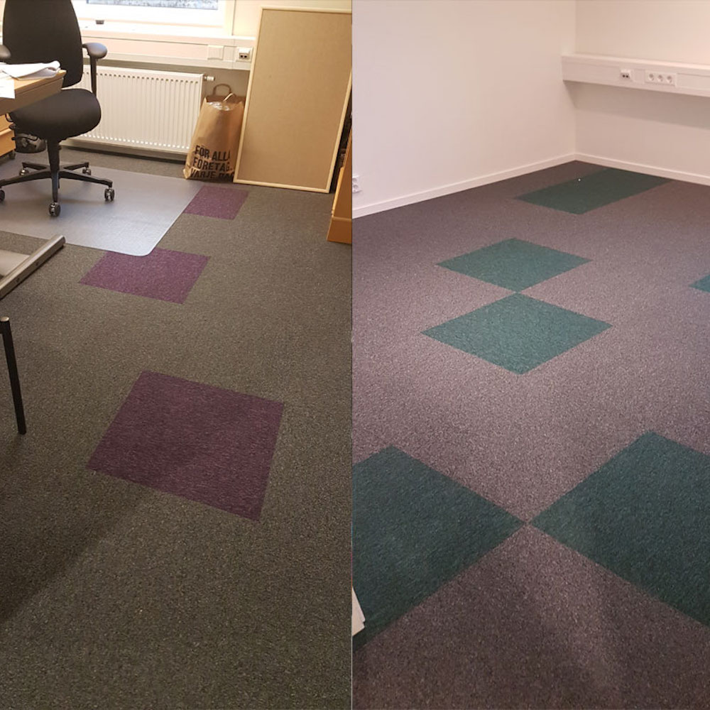 Paragon Carpet Tiles | Diversity | Nova, Sweden