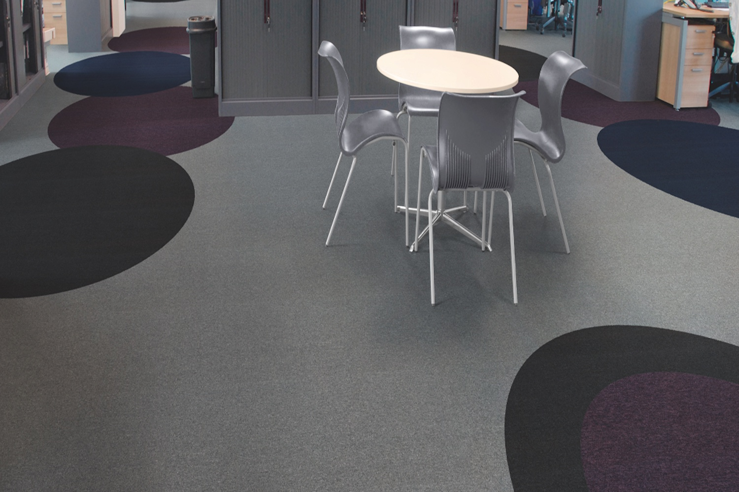 Paragon Carpet Tiles | Commercial Carpets | Diversity