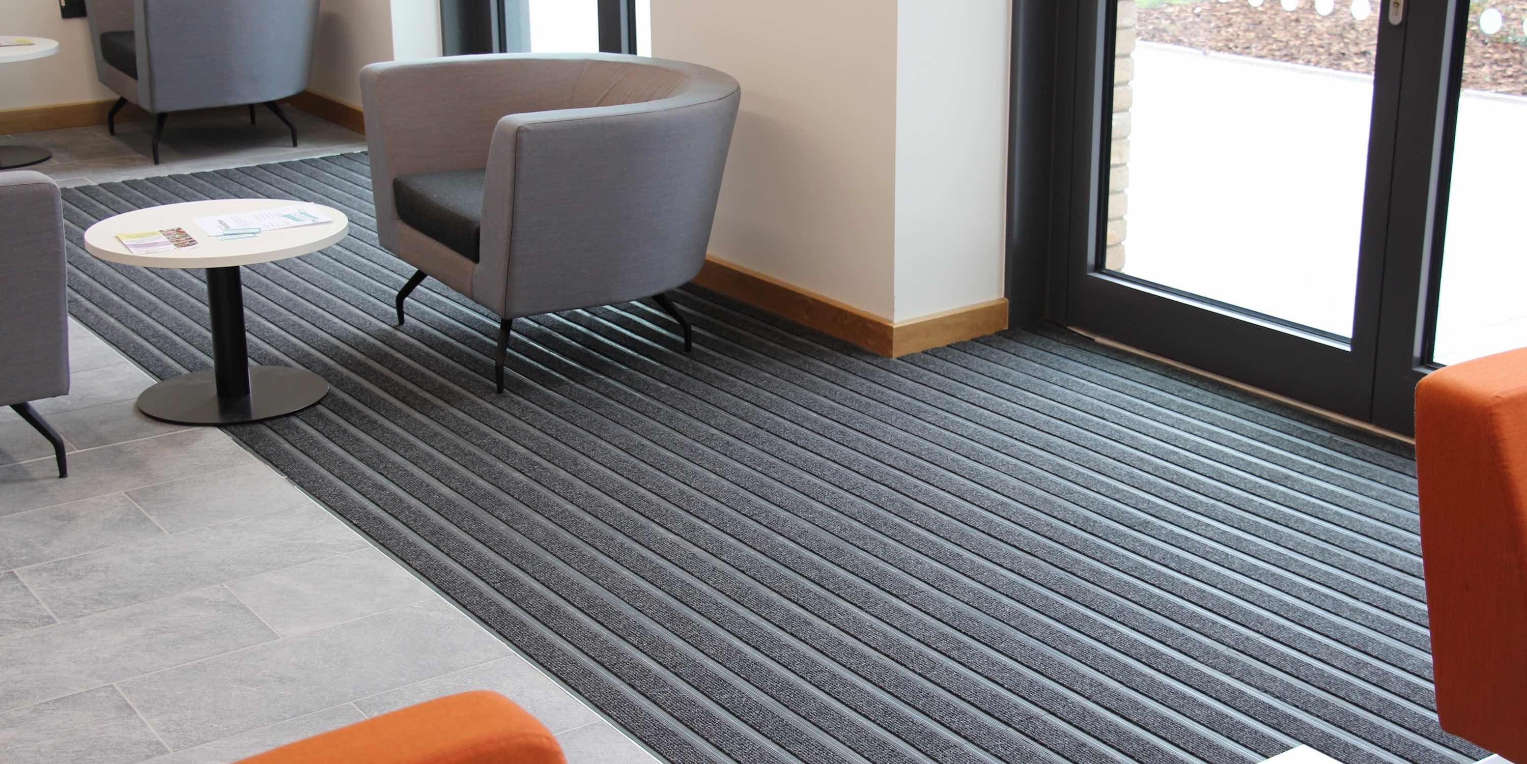 Paragon Carpet Tiles | MatWorks | Entrack 50