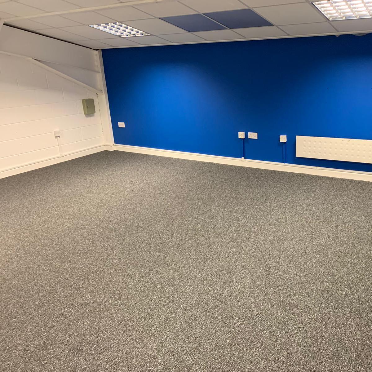 Paragon Carpet Tiles | Trailar Ltd, Oldham | Commercial Carpets