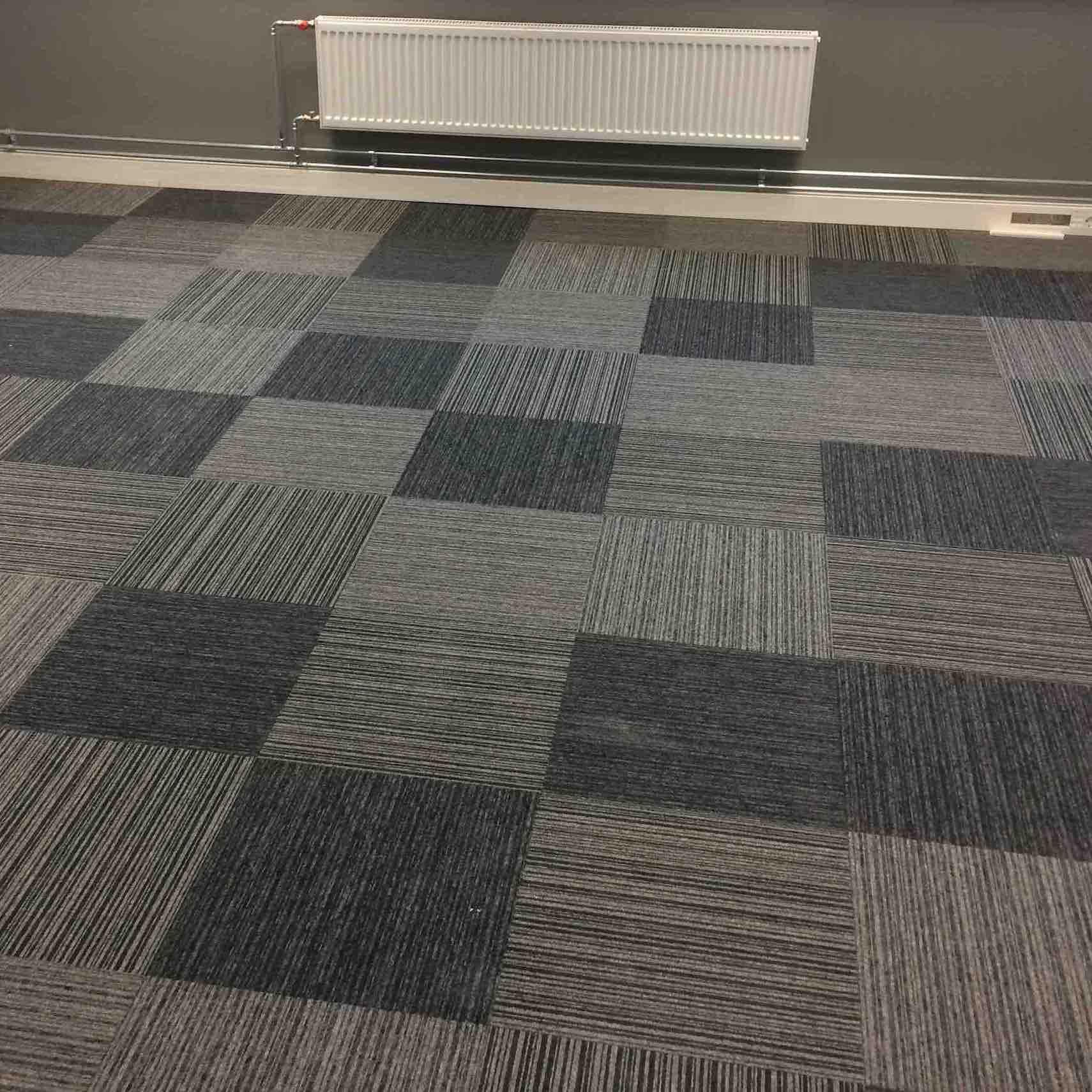 Paragon Carpet Tiles | Office Building, Estonia | Commercial Carpets