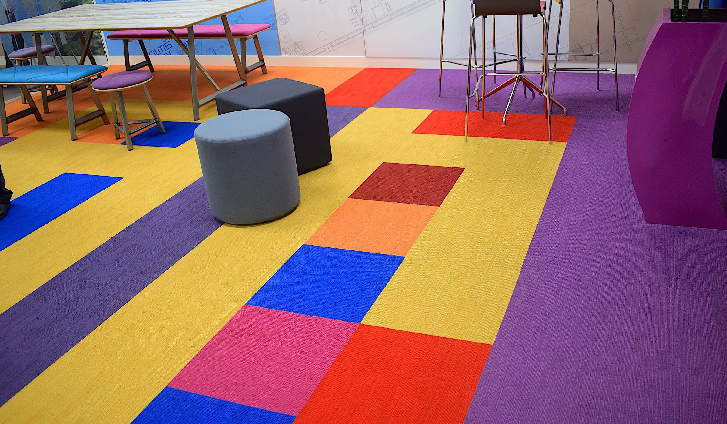 Highlights | Paragon Carpet Tiles | Commercial Carpet Tiles | Design Carpet Tiles 1