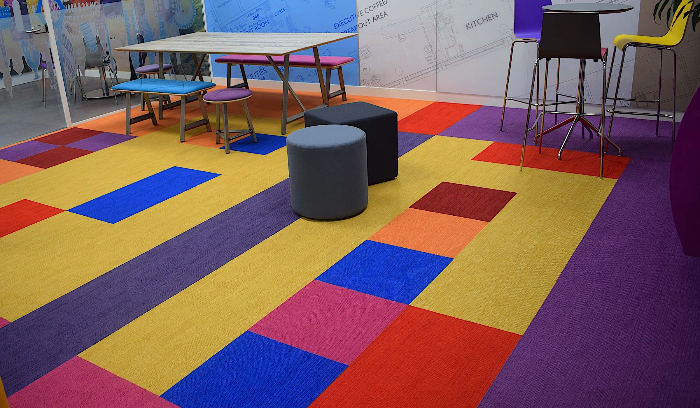Highlights | Paragon Carpet Tiles | Commercial Carpet Tiles | Design Carpet Tiles 2