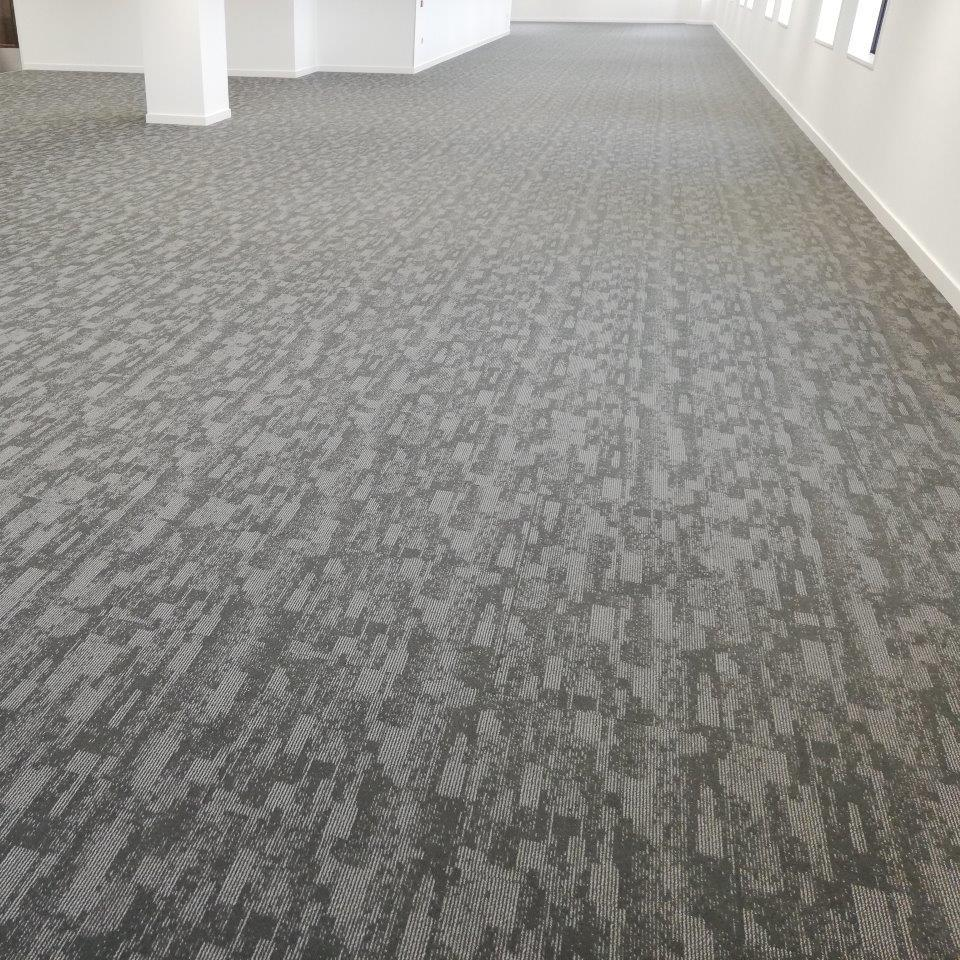 Paragon Carpet Tiles | Castlemead Bristol | Commercial Carpets