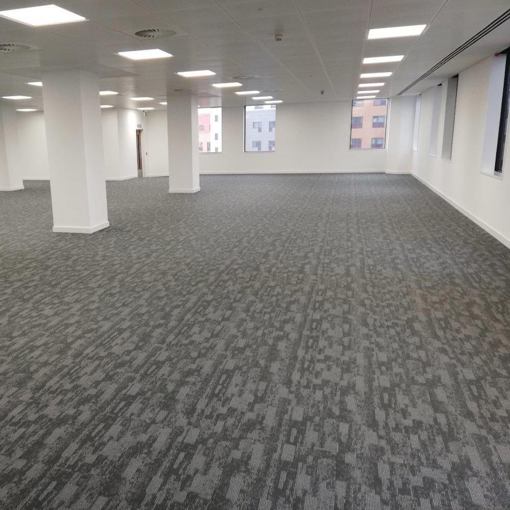 Paragon Carpet Tiles | Inspiration Collection | Castlemead Offices