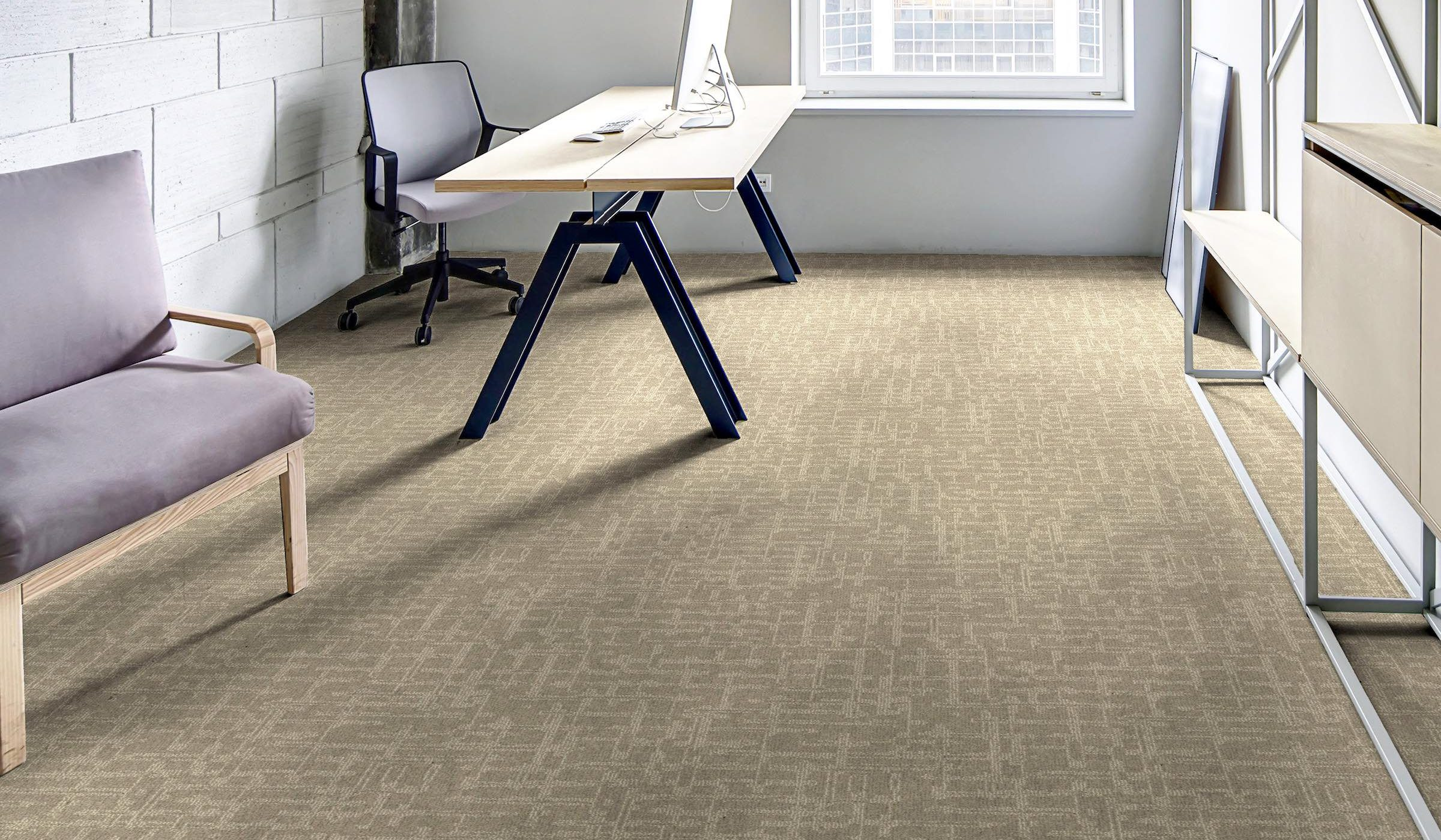 Inspiration Collection | Cresta Polar trek | Paragon Carpet Tiles | Commercial Carpet Tiles | Design Carpet Tiles