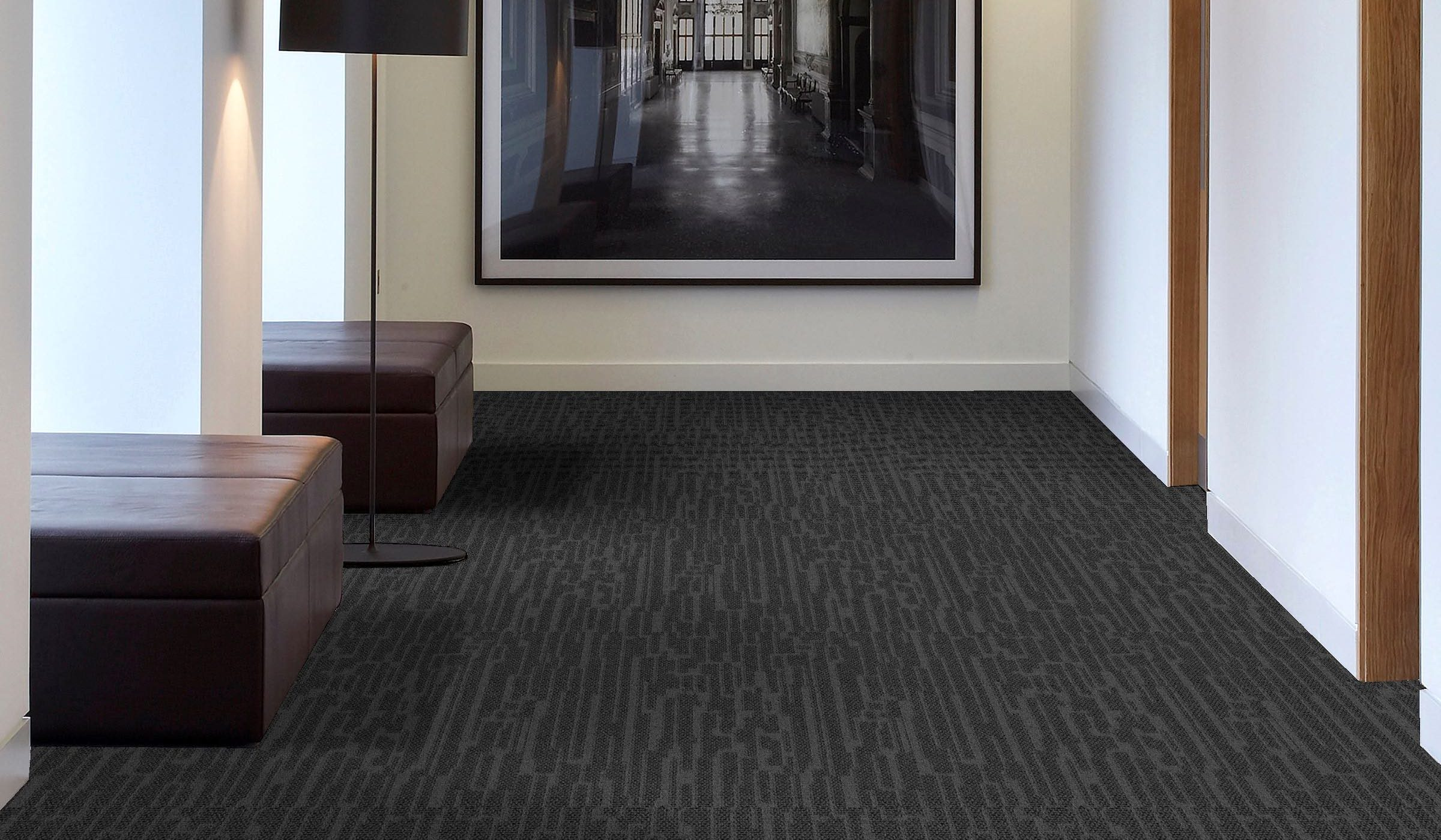 Inspiration Collection | Greda Ghost Machine | Paragon Carpet Tiles | Commercial Carpet Tiles | Design Carpet Tiles