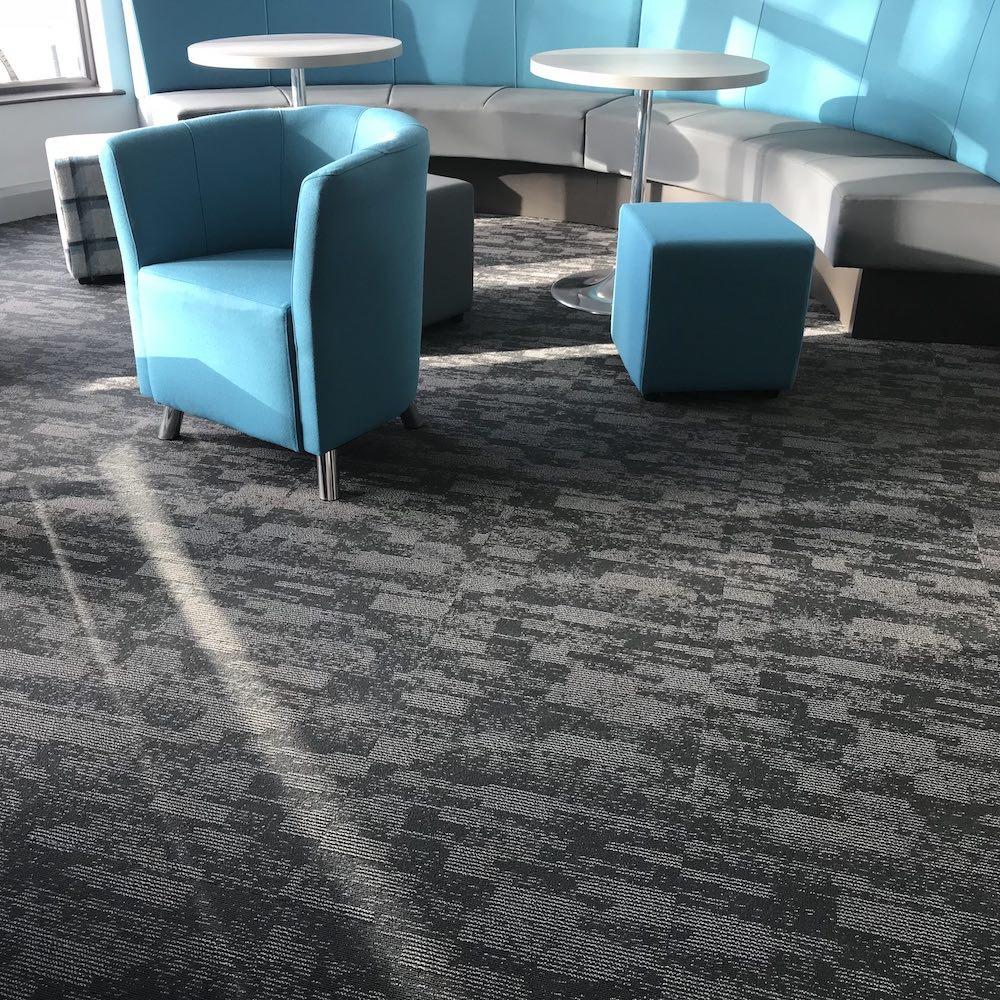 Paragon Carpet Tiles | Inspiration Collection | High Kirk Church