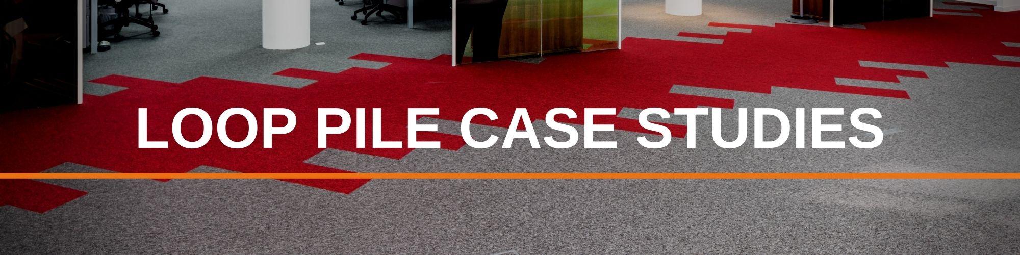 LOOP PILE CASE STUDIES | Paragon Carpet Tiles | Commercial Carpet Tiles