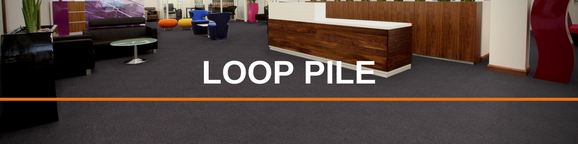 LOOP PILE   Paragon Carpet Tiles   Commercial Carpet Tiles