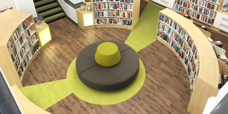 Paragon Carpet Tiles | Sectors | Lesiure