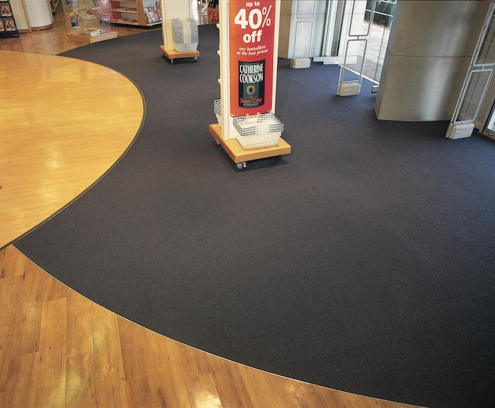 MatWorks | Entrance Carpet | Diamond