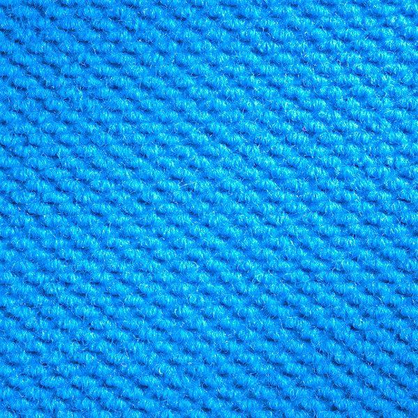 MW Maxim | Bespoke Logo Matting | Azure Blue