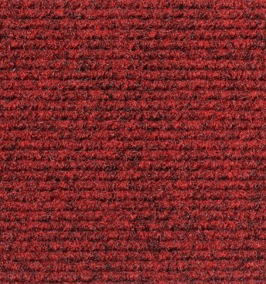 MW Rib | Entrance Carpet | Red