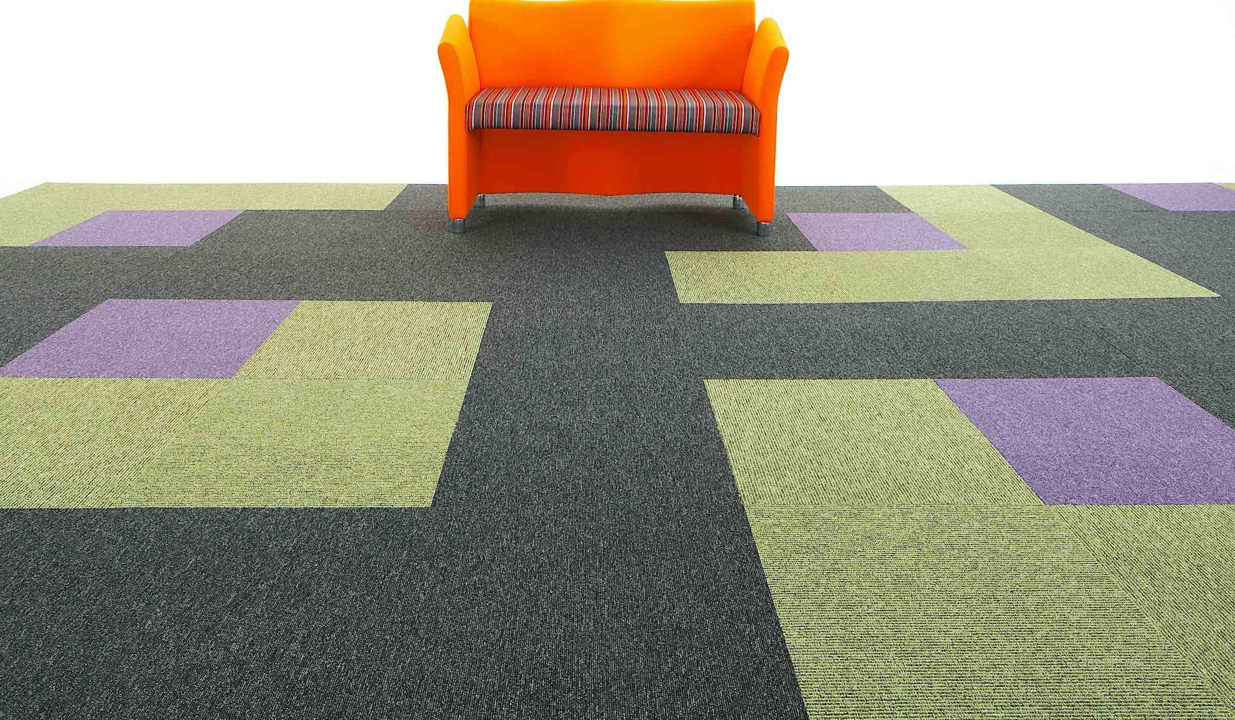 Macaw Stripe   Paragon Carpet Tiles   Commercial Carpet Tiles   Design Carpet Tiles 2