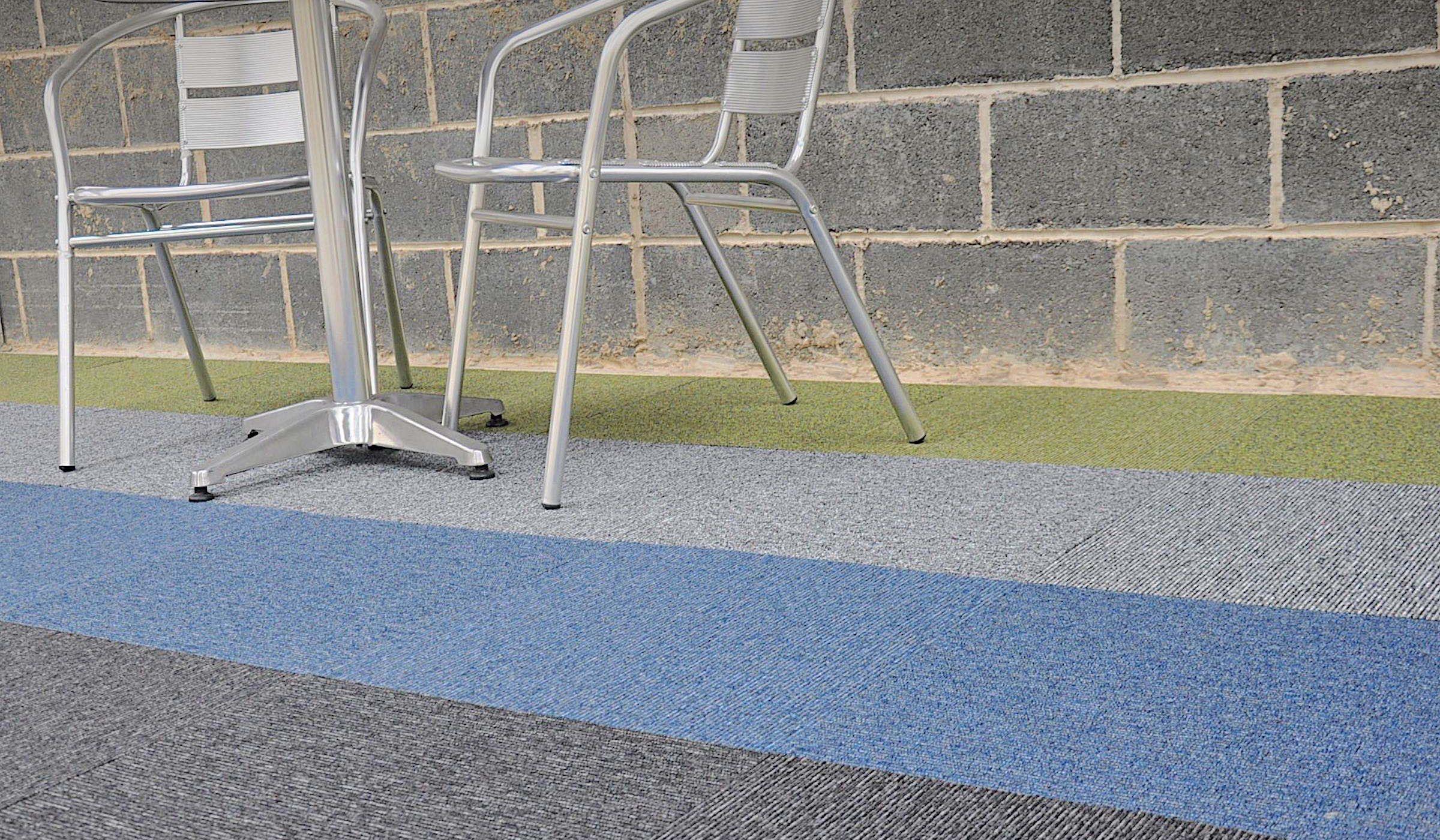 Macaw Stripe   Paragon Carpet Tiles   Commercial Carpet Tiles   Design Carpet Tiles 4