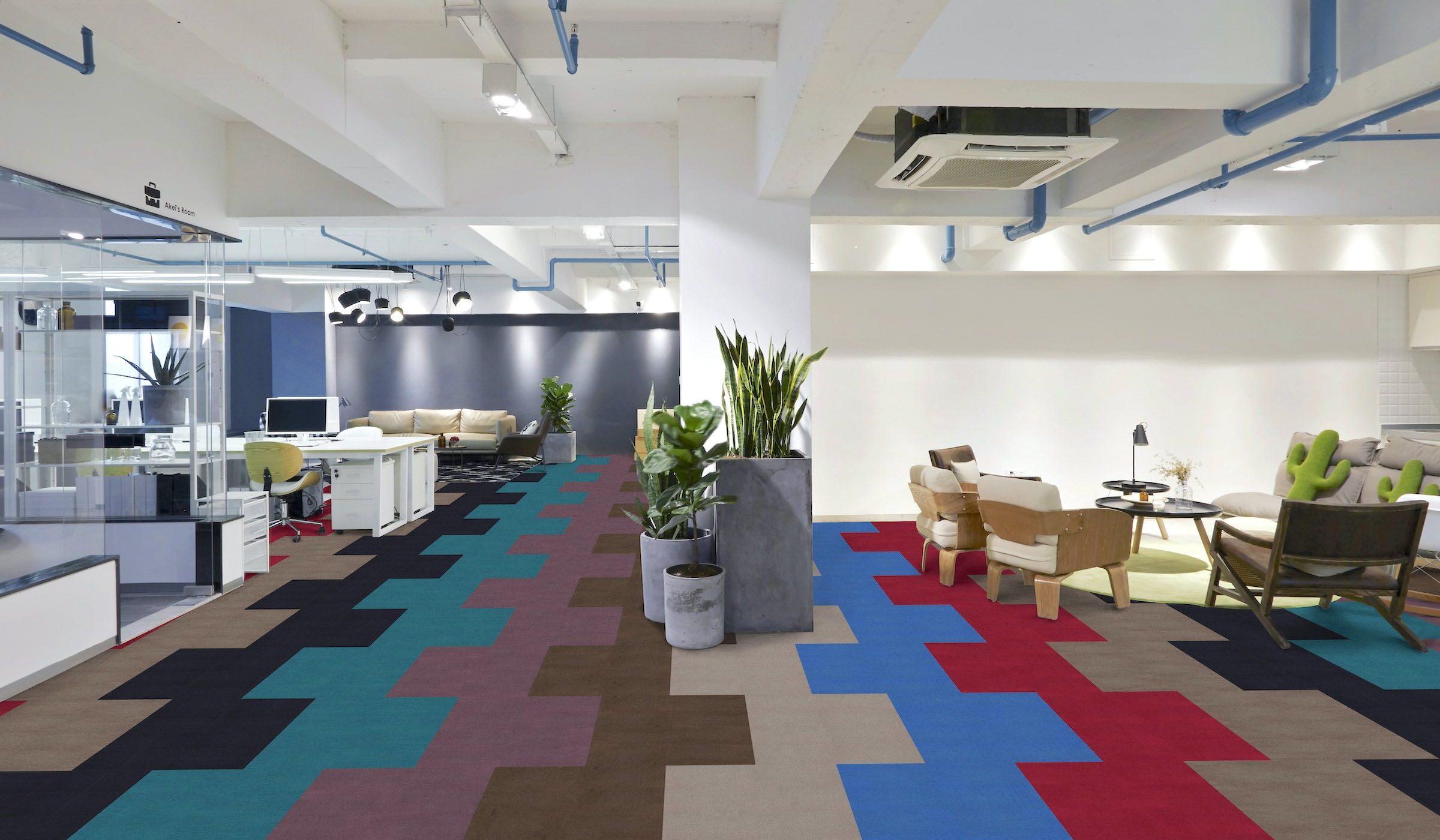 Maestro | Paragon Carpet Tiles | Commercial Carpet Tiles | Design Carpet Tiles 3