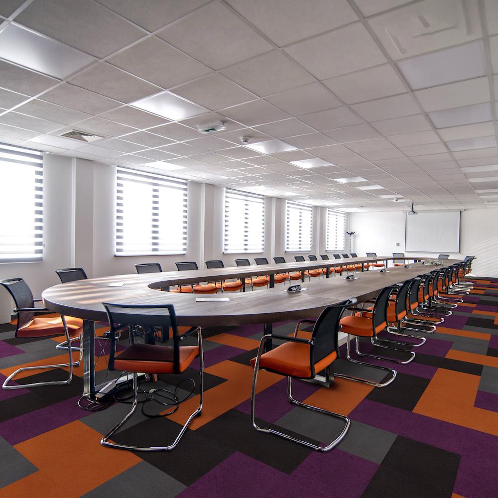 Paragon Carpet Tiles | Commercial Carpet Tiles | Maestro