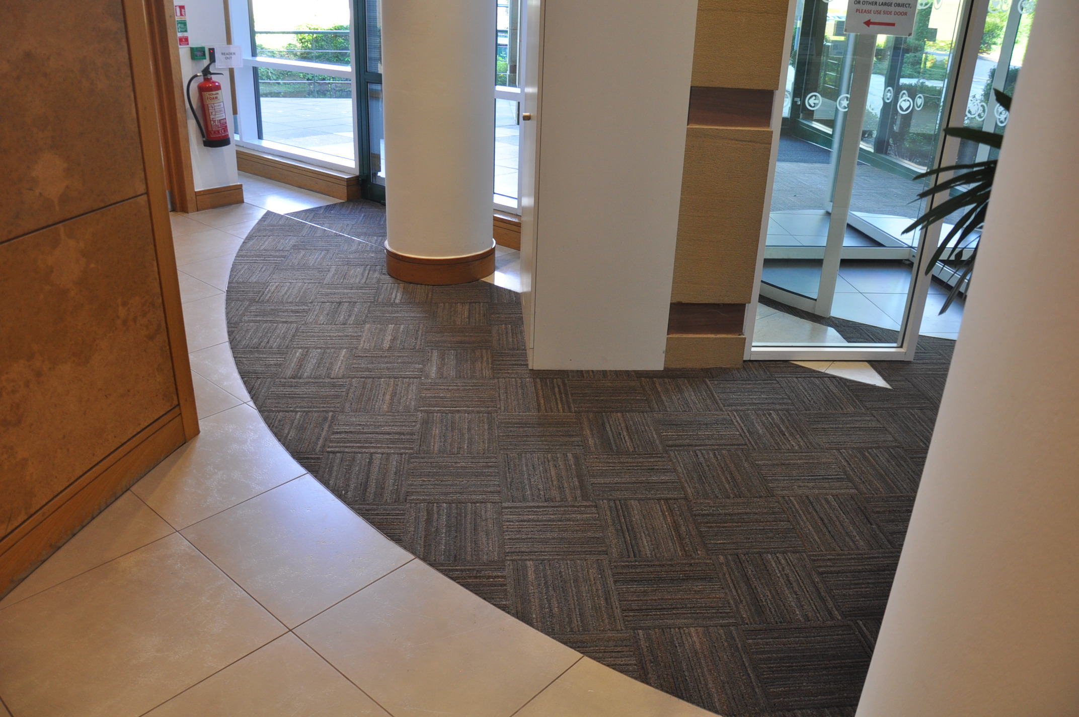 Mat.Works | Tyre Tile | Entrance Solutions | Primary Matting | Product Page (1)