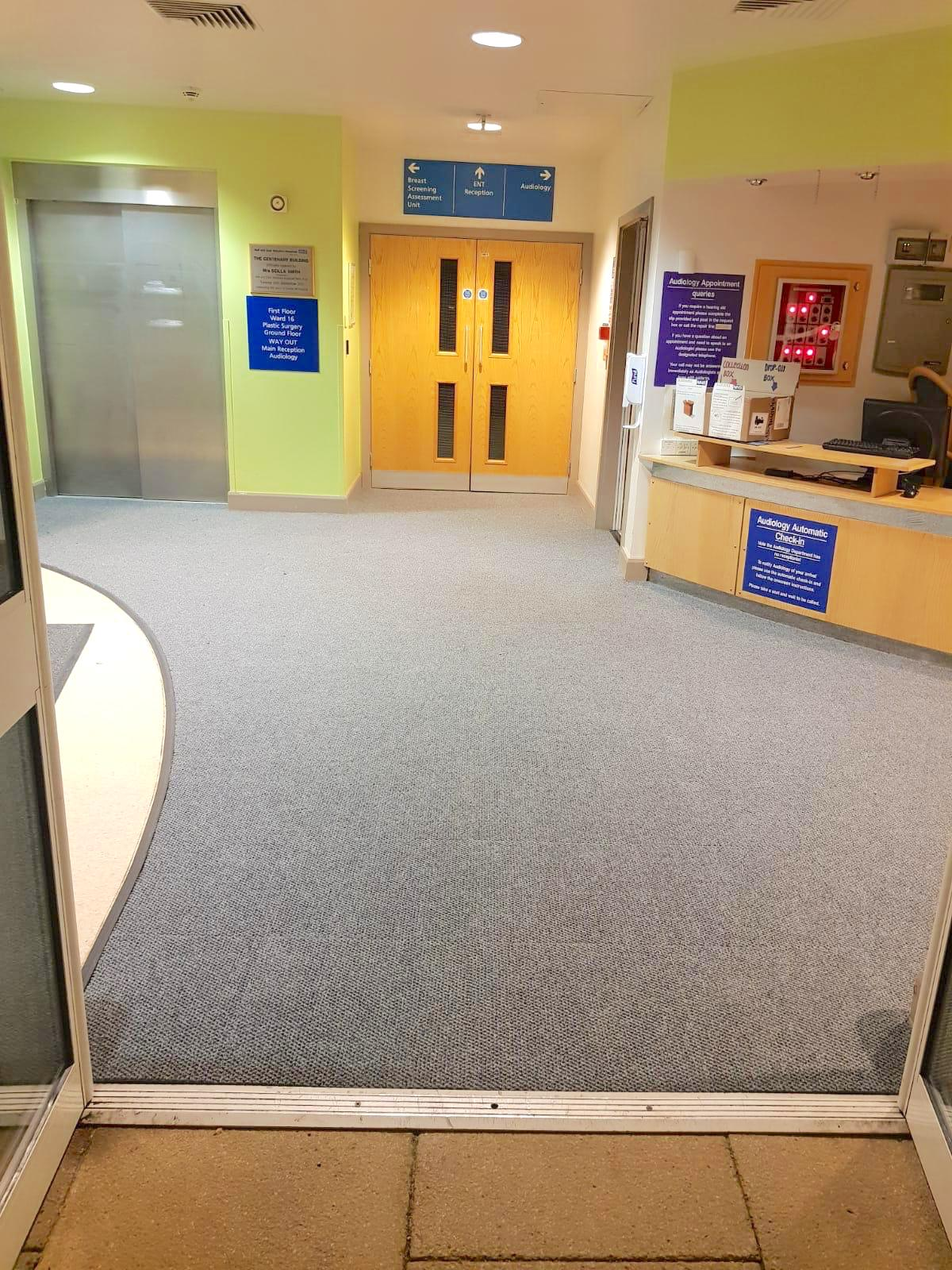 Hull Hospital Case Study