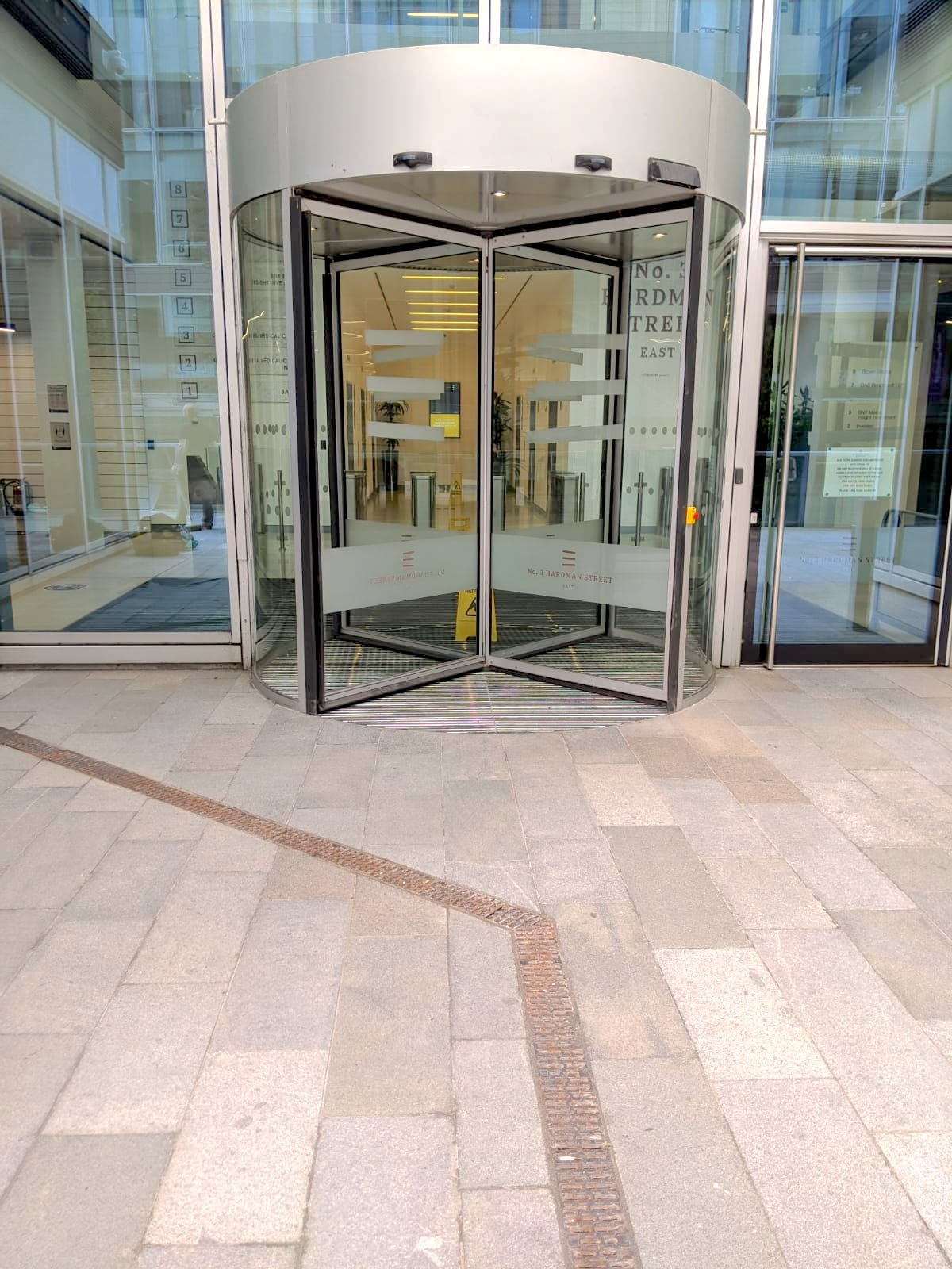 Office Building, Central Manchester Case Study