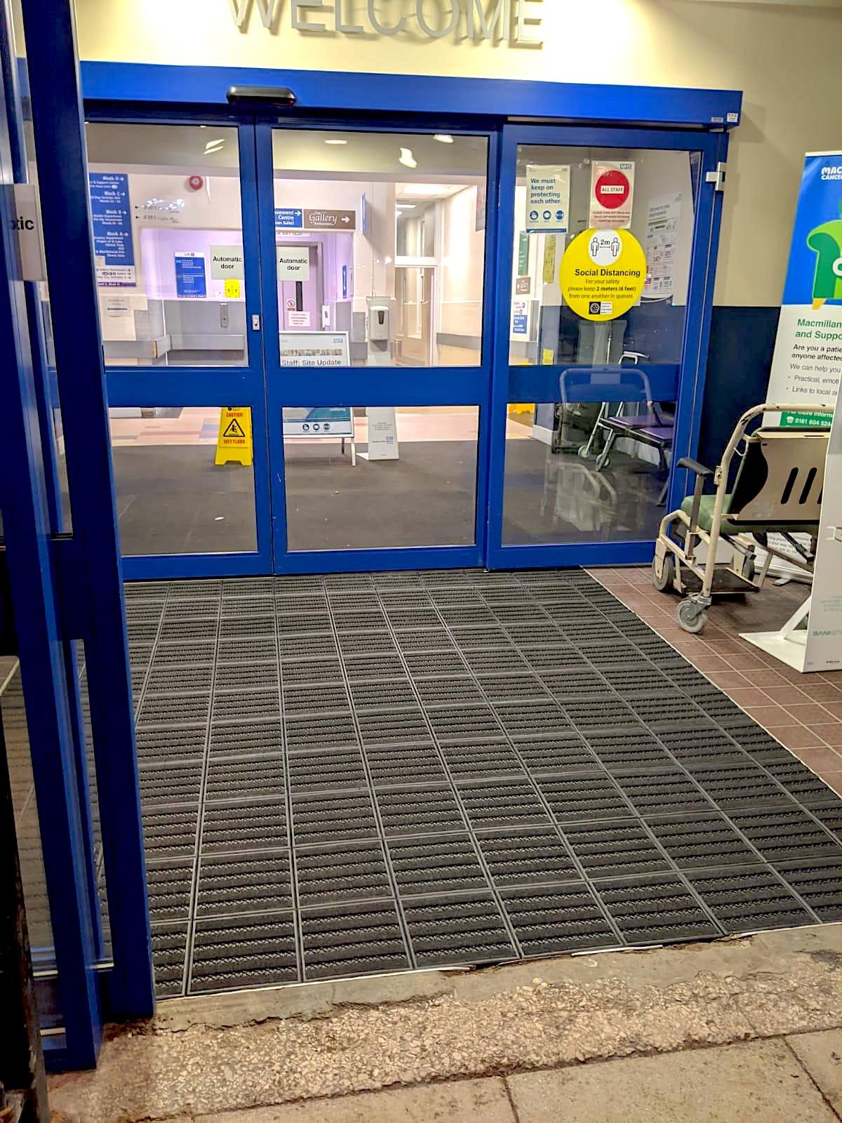 North Manchester General Hospital Case Study