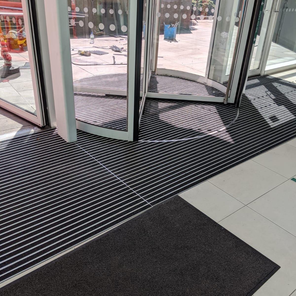 MatWorks Entrance Solutions | Old Hall Street, Liverpool | Frameworks 17C Hero