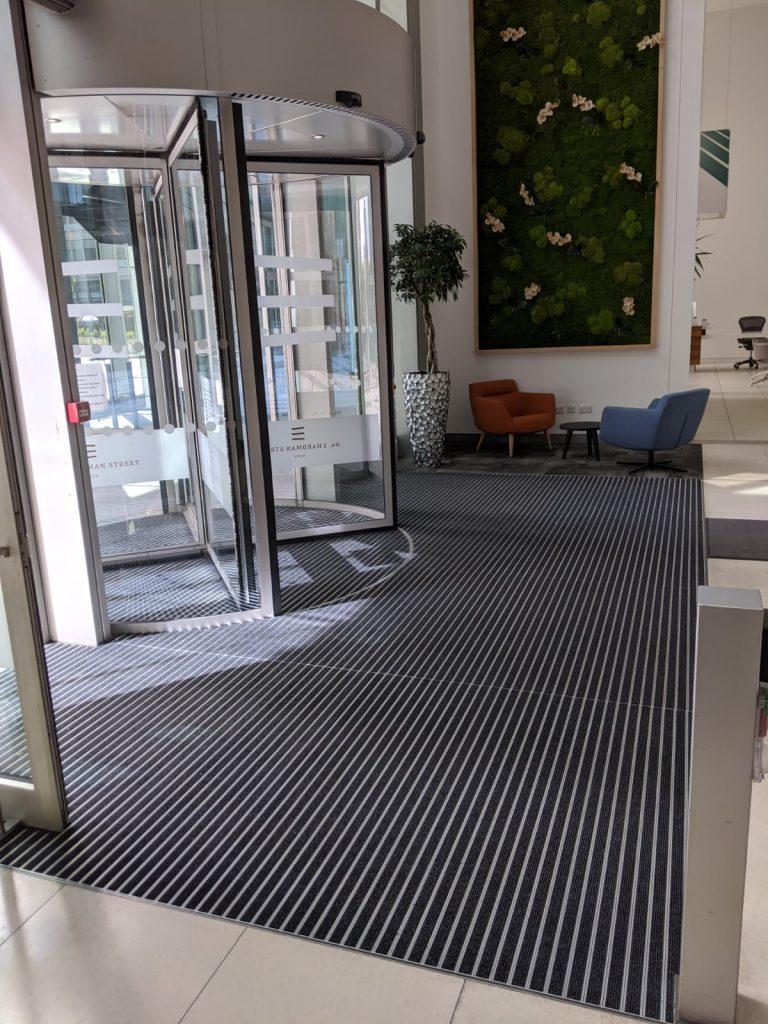MatWorks | Frameworks 17C | Entrance Solutions | Aluminium Entrance Matting (1)