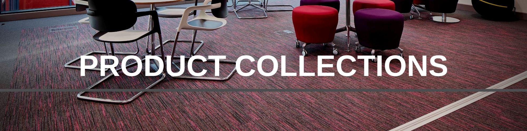 PRODUCT COLLECTIONS | Paragon Carpet Tiles | Commercial Carpet Tiles