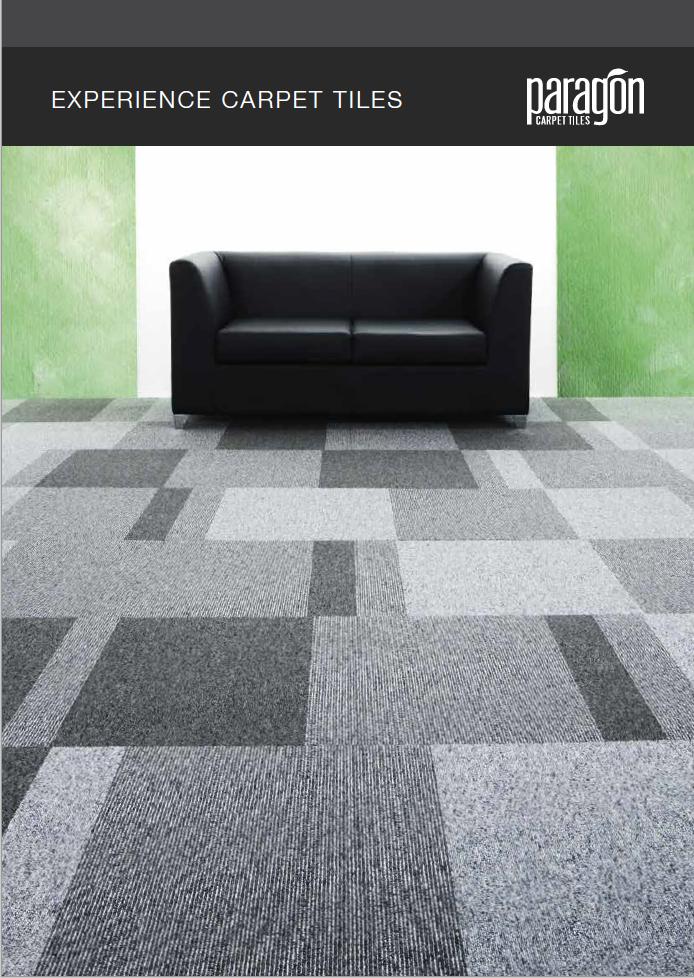 Paragon Carpet Tiles Brochure