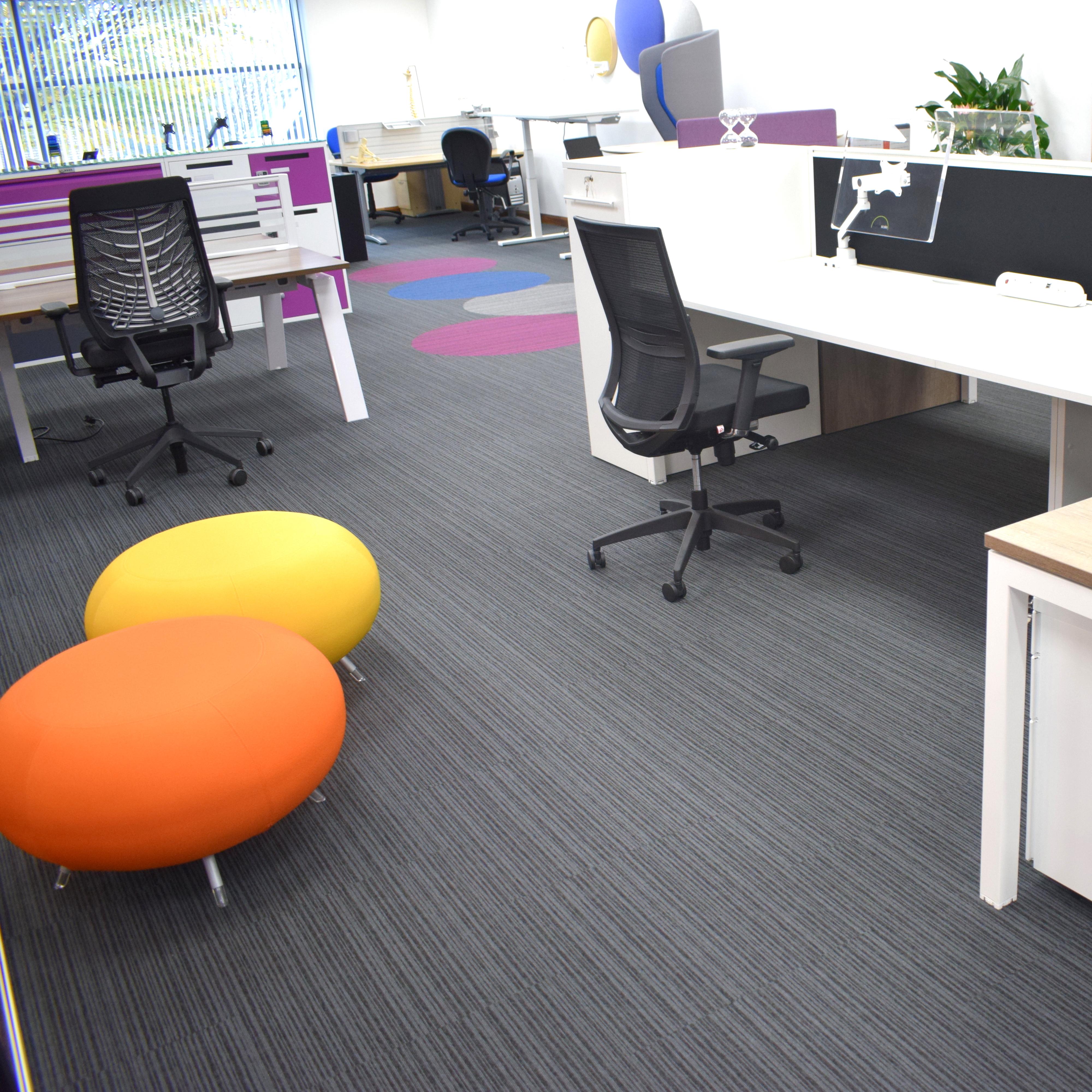 Paragon Carpet Tiles | Codec | Office Visions Hero