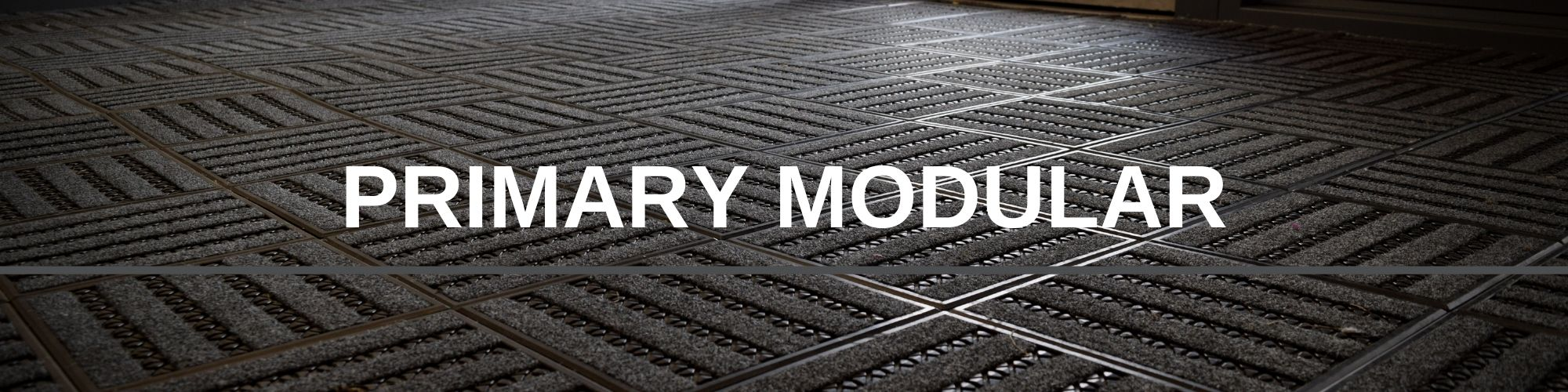 Primary Modular | Mat.Works Entrance Solutions | Entrance Matting